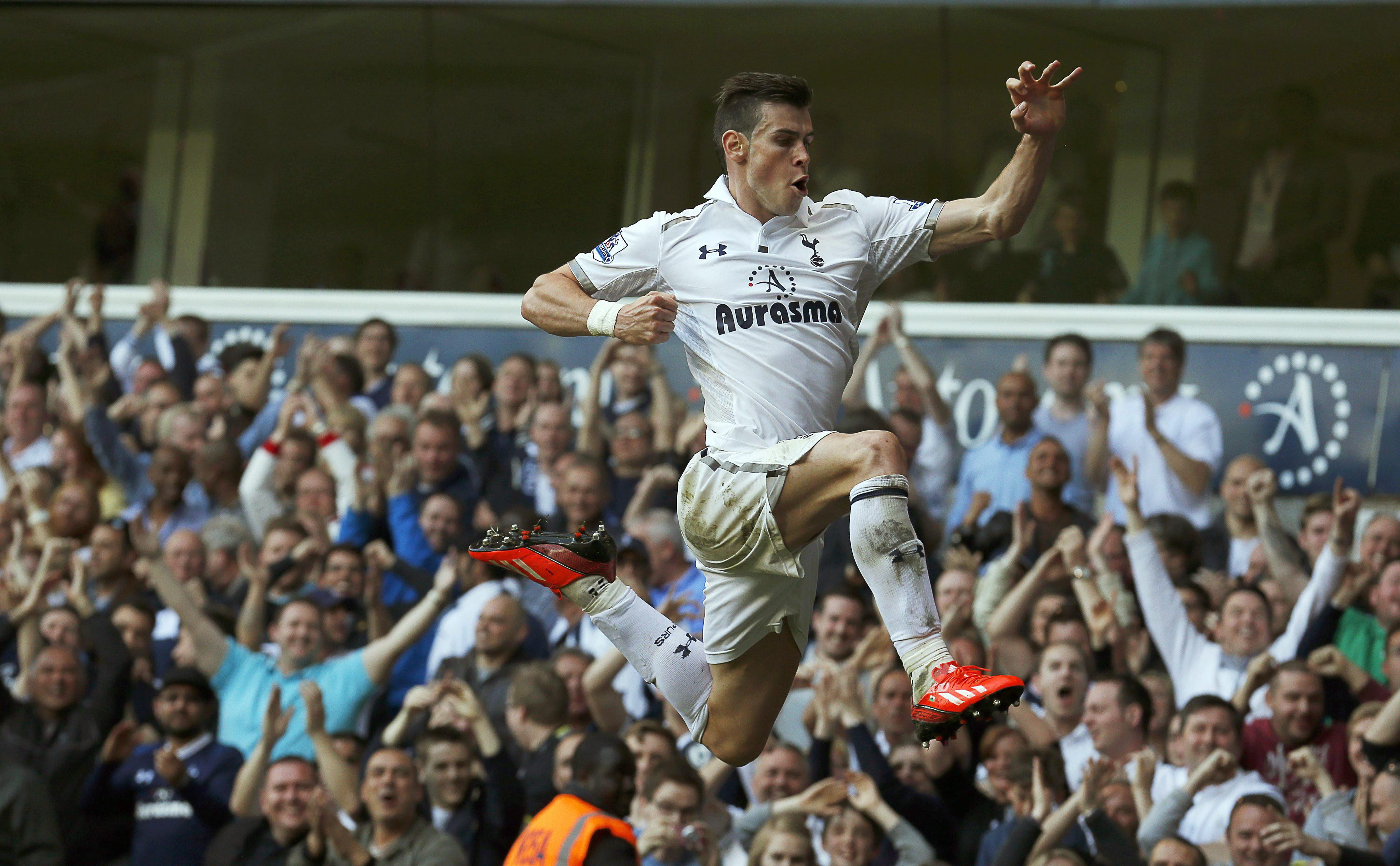 El Tottenhan no escuchará ninguna oferta por Gareth Bale