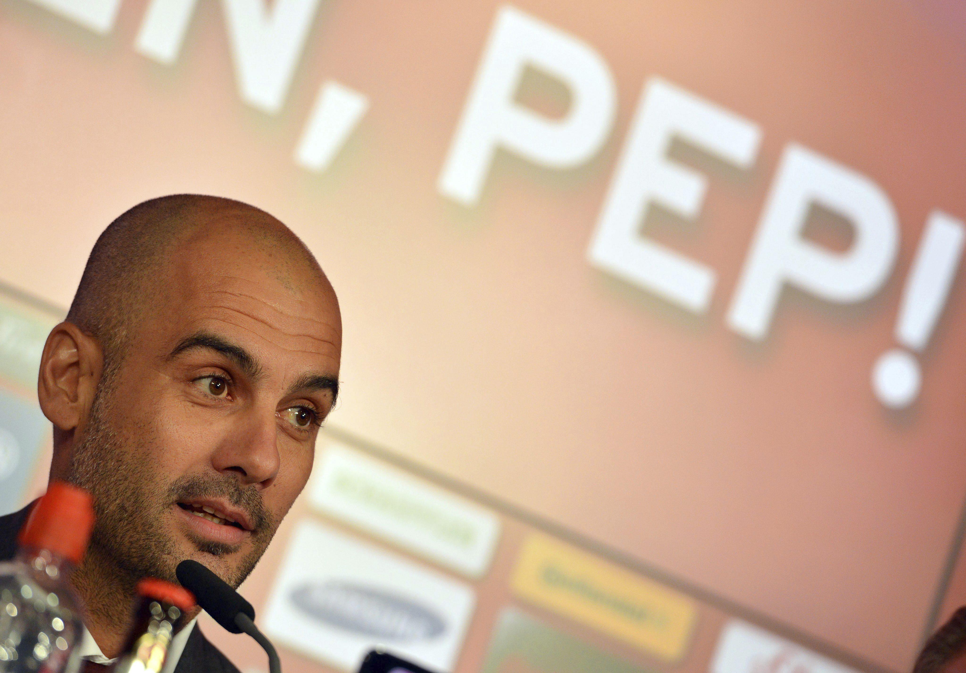 Doménech Torrent, el segundo de Guardiola en el Bayern, un técnico estudioso y metódico