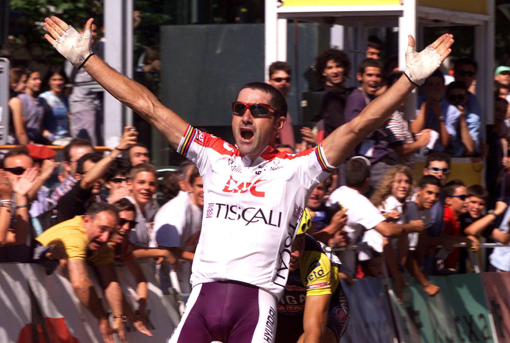 Laurent Jalabert ha dado positivo por EPO en el Tour de 1998