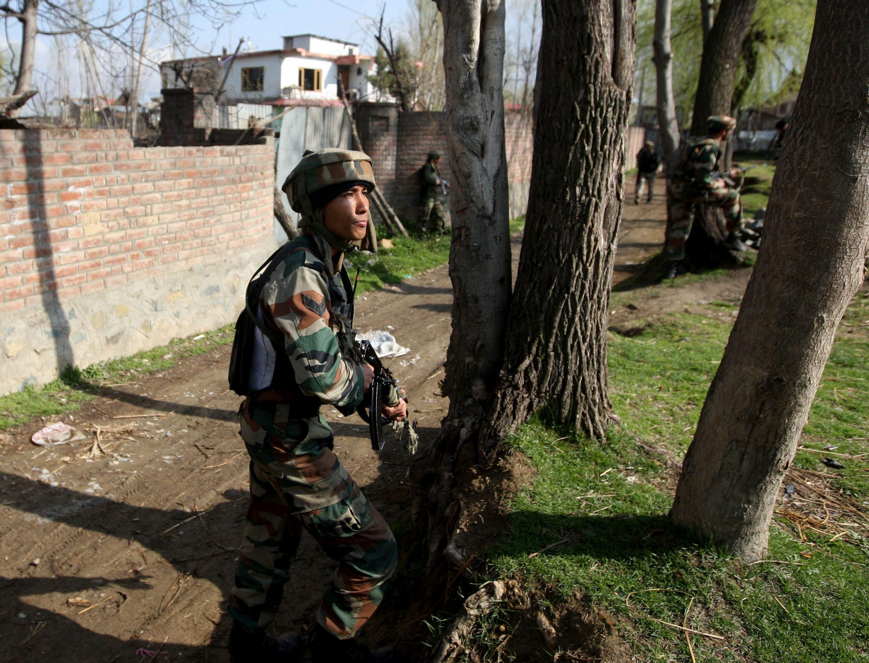 Mueren cinco soldados indios en un ataque insurgente en la Cachemira india