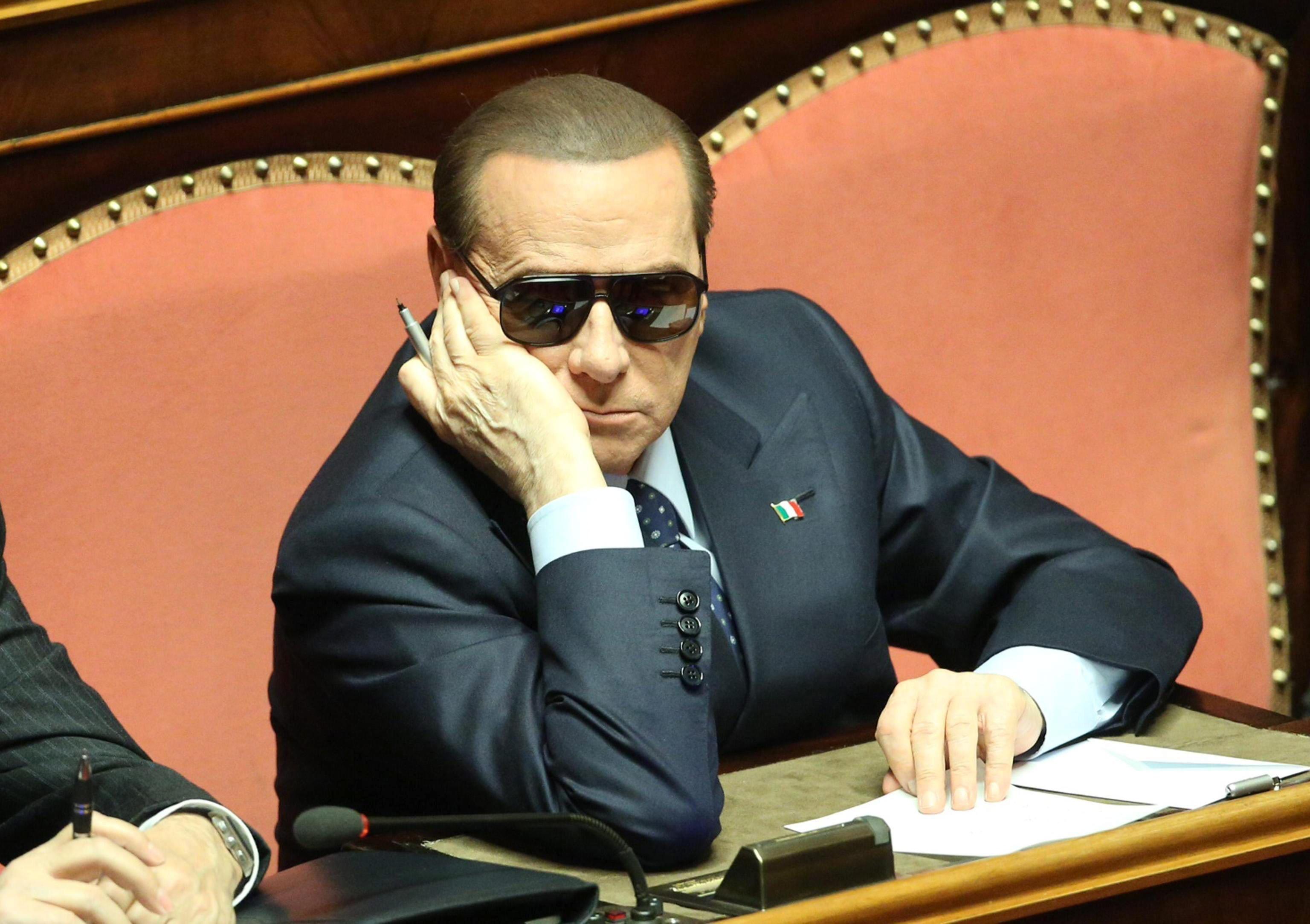 Berlusconi es condenado a siete años de cárcel por prostitución de menores