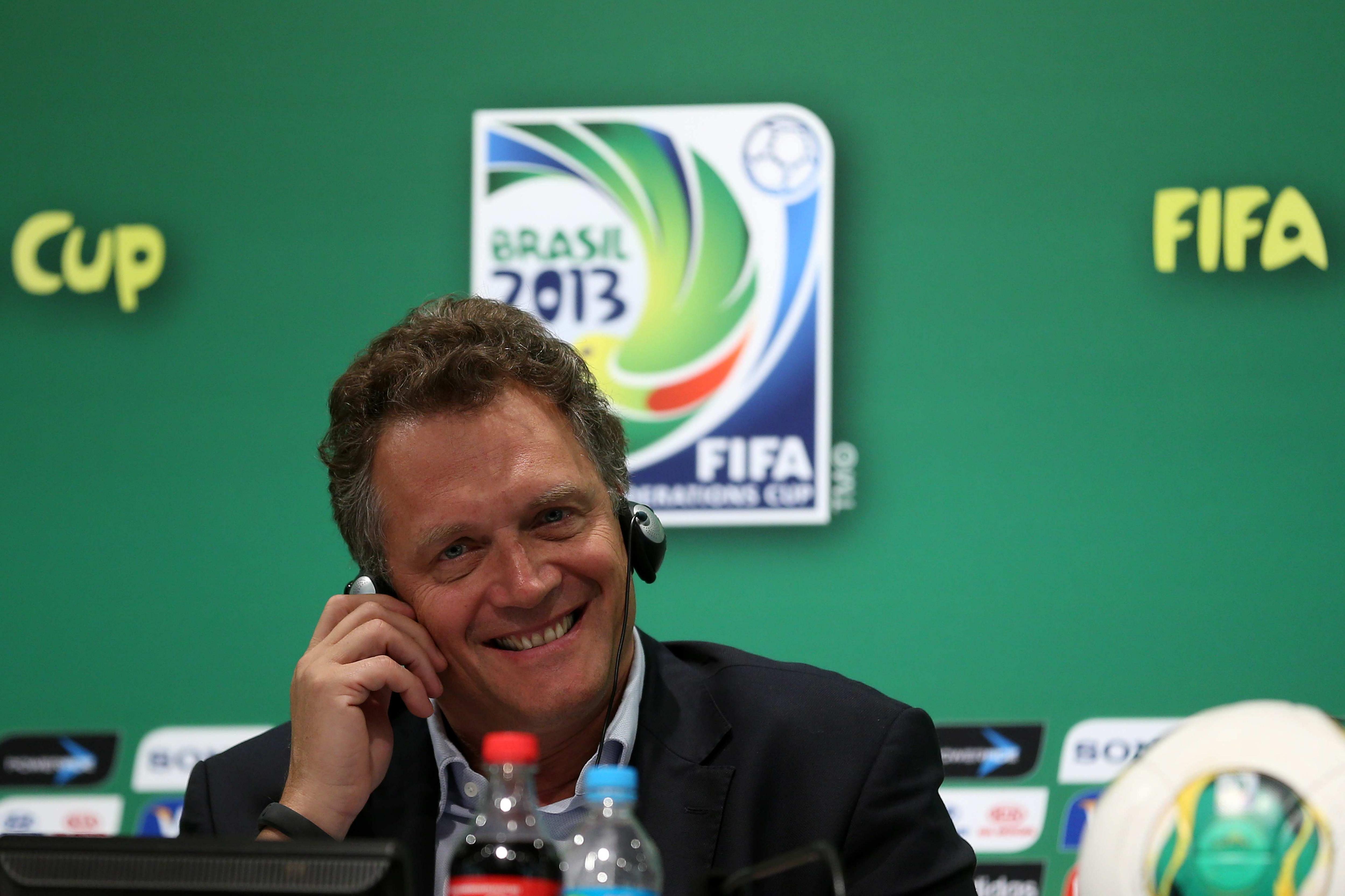 No hay «Plan B» para celebrar el Mundial de 2014 fuera de Brasil, afirma la FIFA