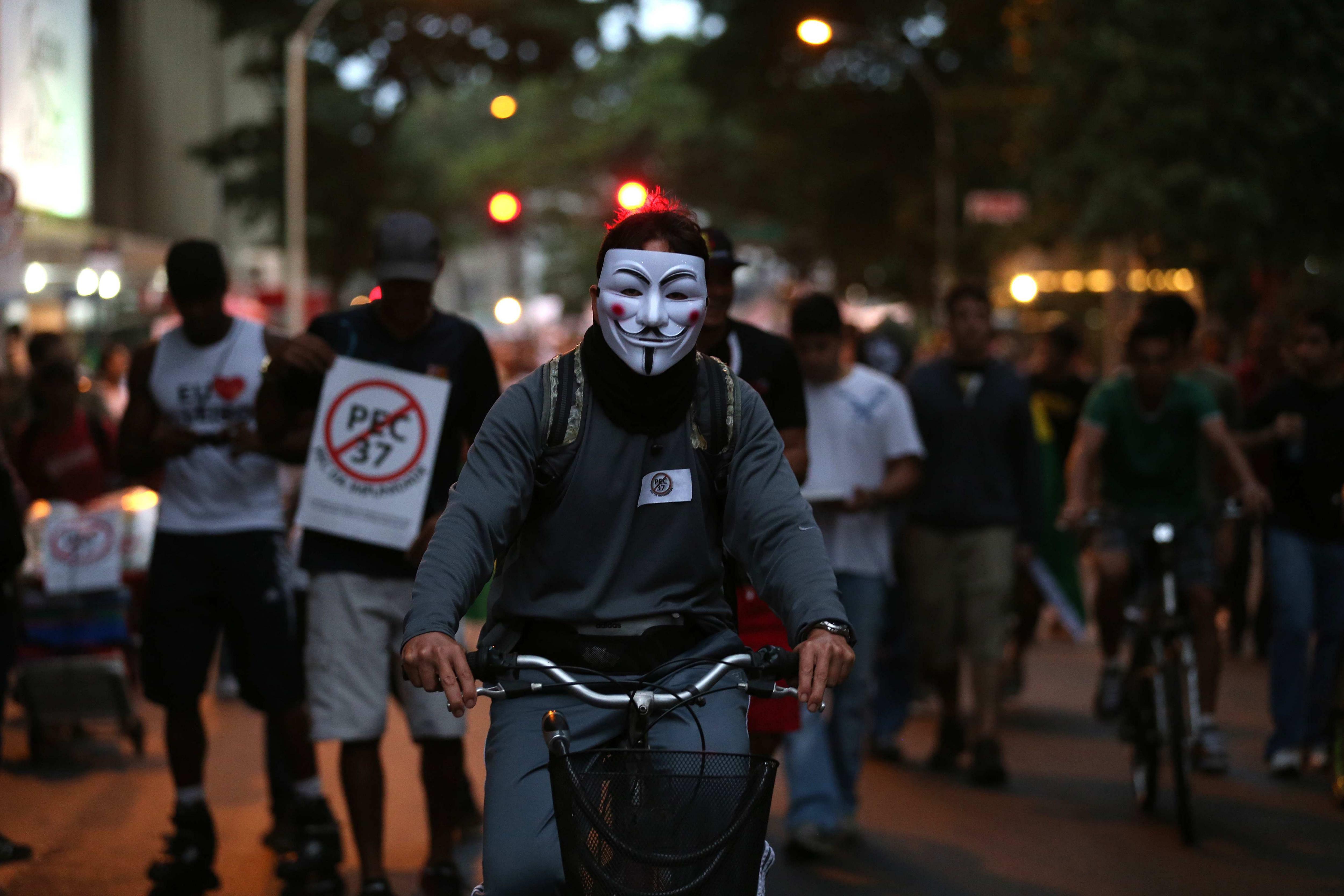 Dos mujeres mueren atropelladas en las protestas de Brasil con lo que la cifra de víctimas se eleva a cuatro