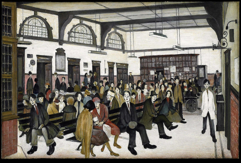 La Tate homenajea al pintor que convirtió la revolución industrial en arte