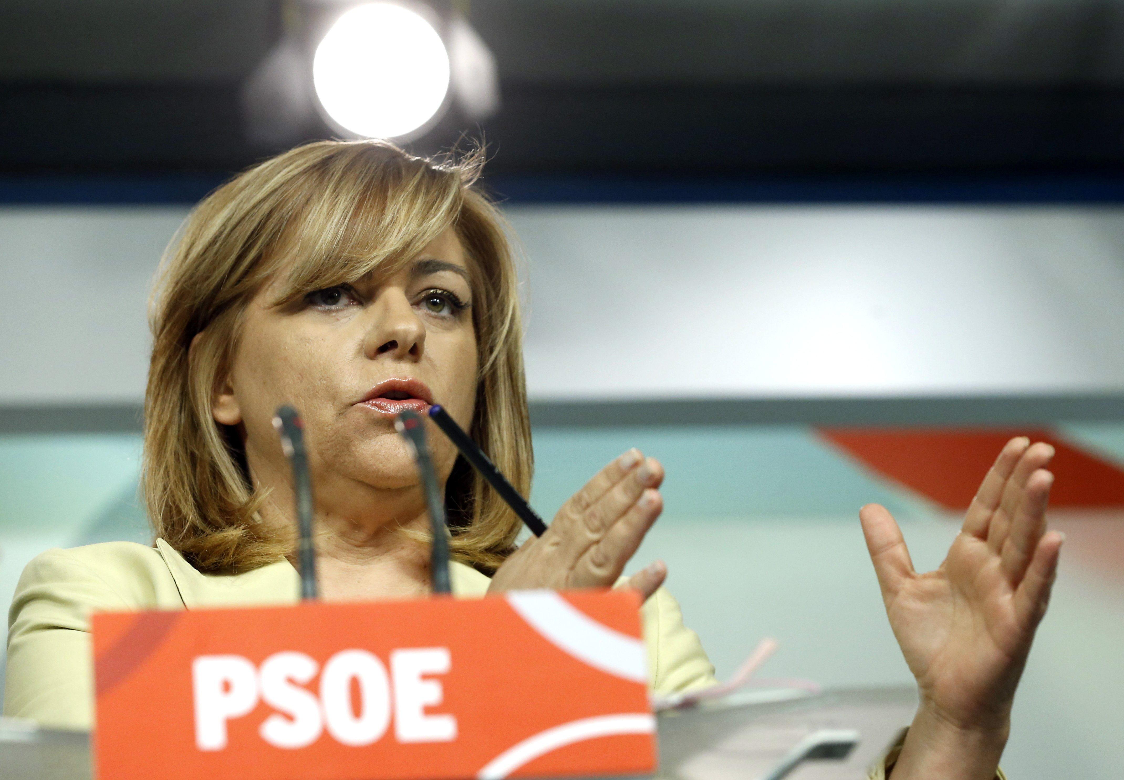 El PSOE dice que la Monarquía debe «hacerse cargo» de la situación de crisis del país