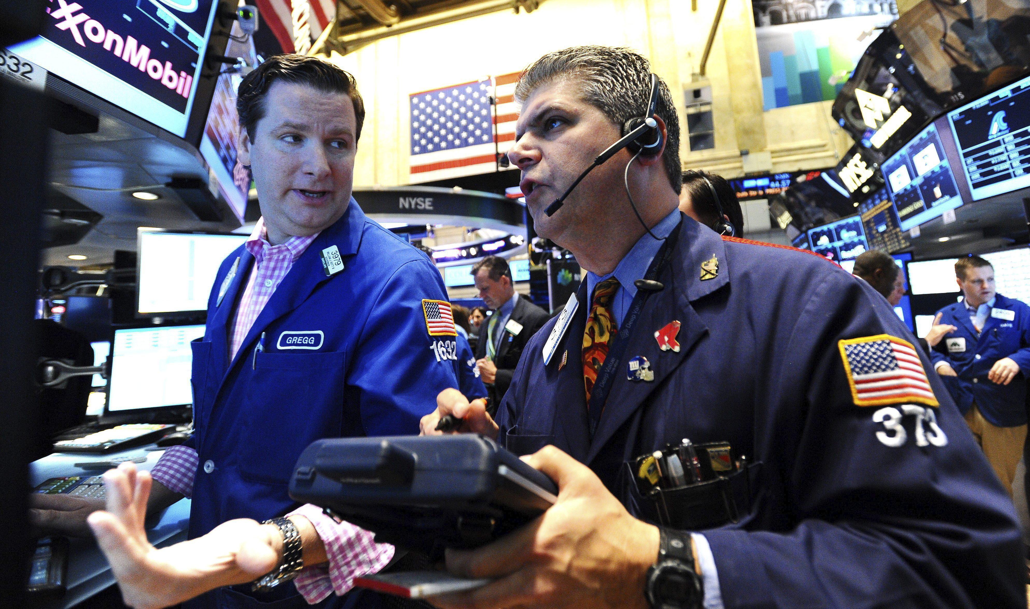 Wall Street baja el 0,95 por ciento en la apertura