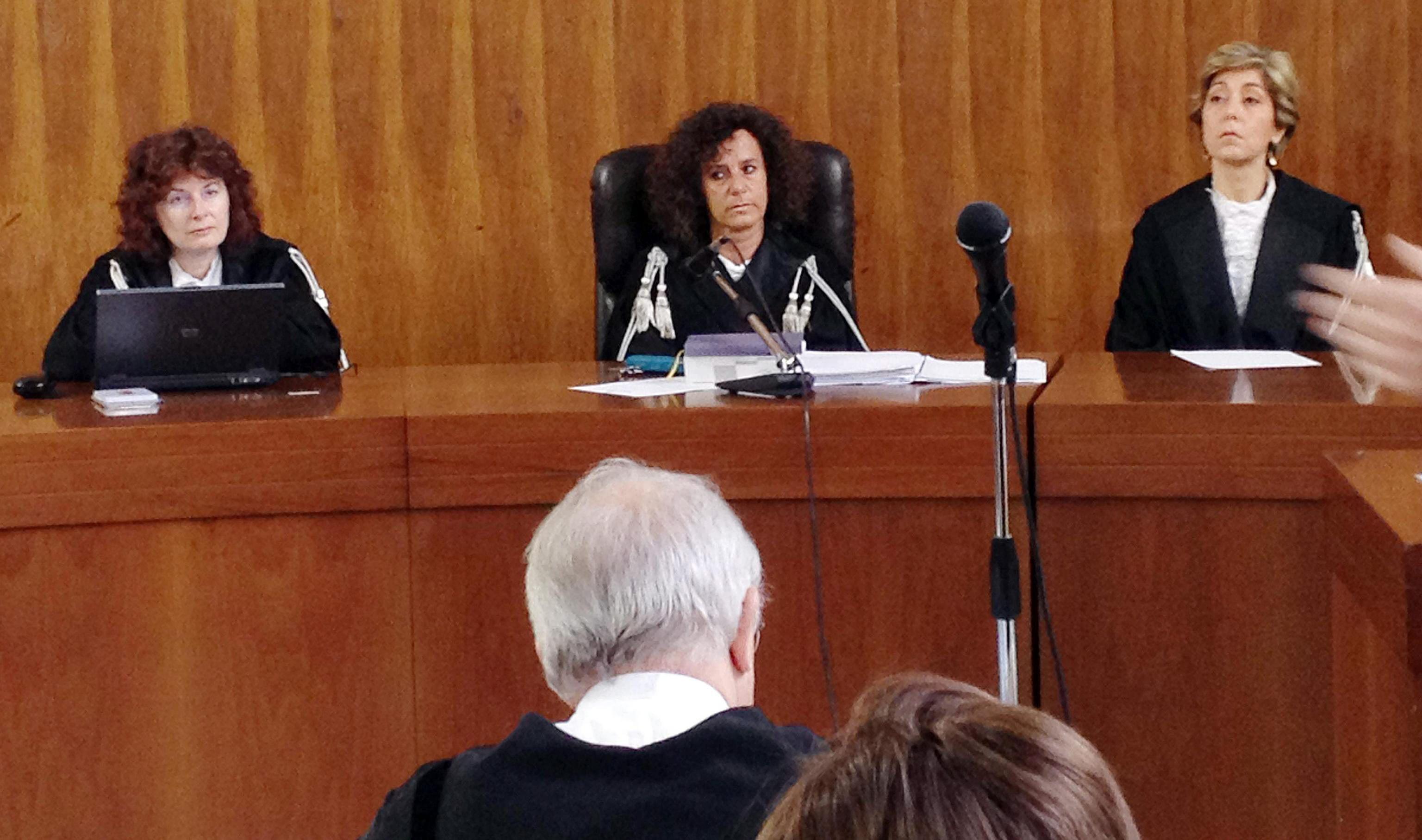 Las tres juezas de Milán que han terminado con Silvio Berlusconi