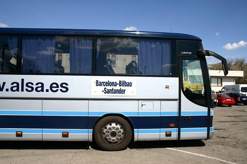 En España han desaparecido 370 empresas de autobuses desde que arrancó la crisis