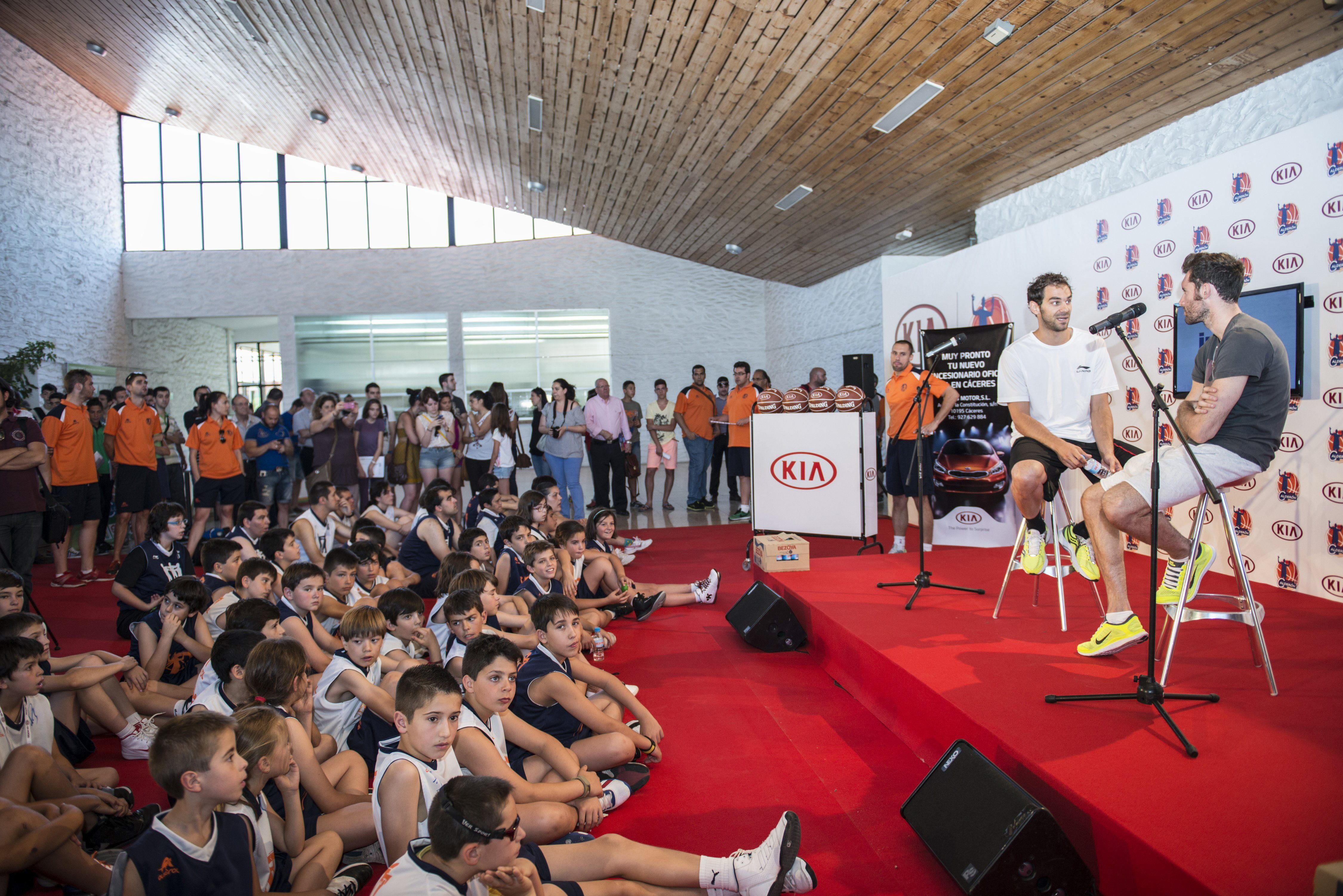 Calderón duda de la continuidad de su campus en Extremadura