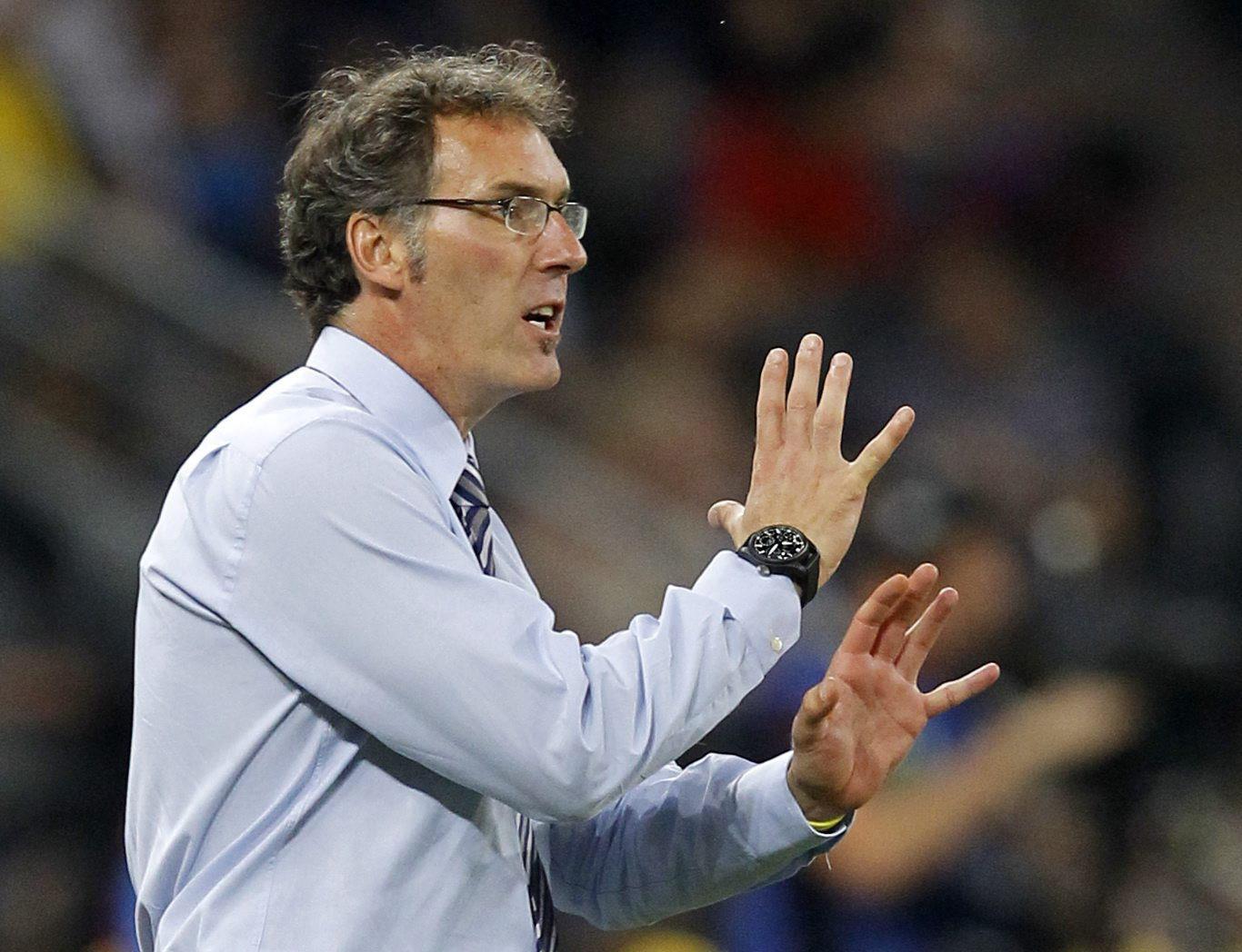El PSG confirma el nombramiento de Laurent Blanc como nuevo entrenador