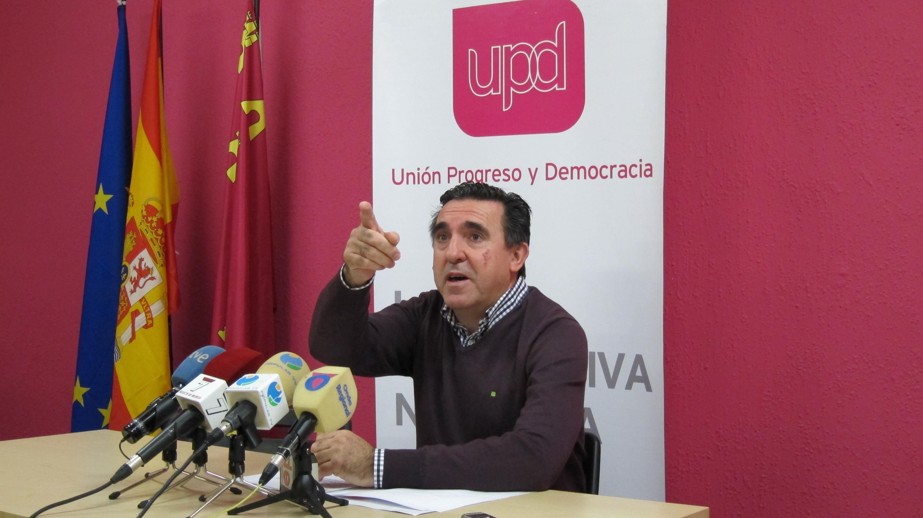 UPyD pide a la fiscalía que recurra absolución del exsecretario del alcalde San Sebastián