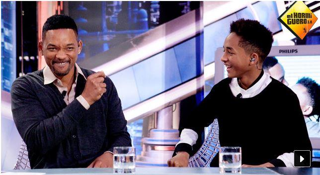 »El Hormiguero» bate récord de audiencia con el espectáculo de Will Smith y su hijo Jaden