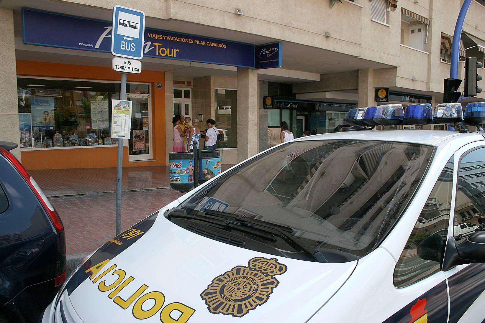 La Policía detiene a dos hermanos acusados de atracar dos bancos en Madrid