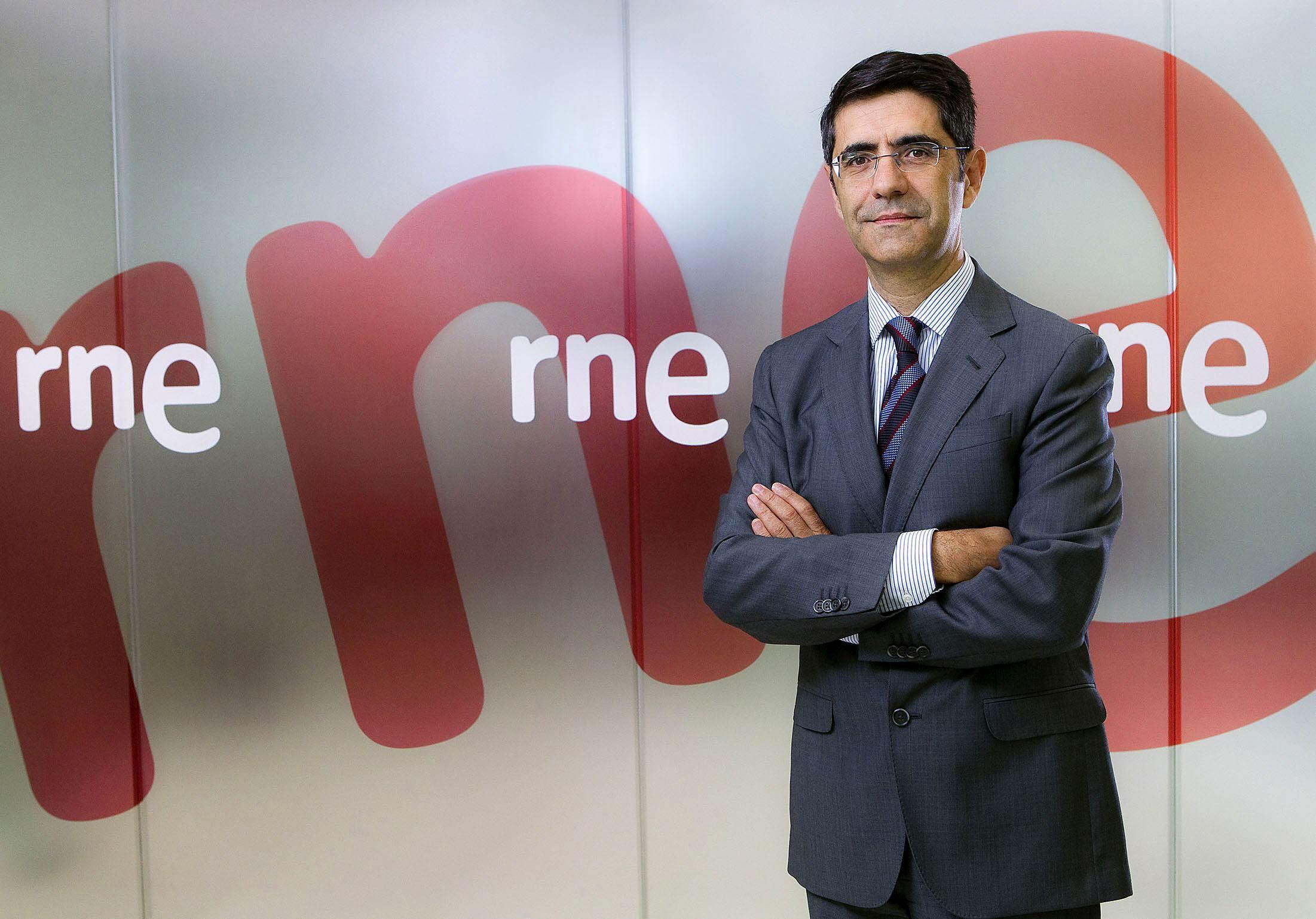 Echenique explica el cese del director de RNE y la presentación de Ana Ibáñez