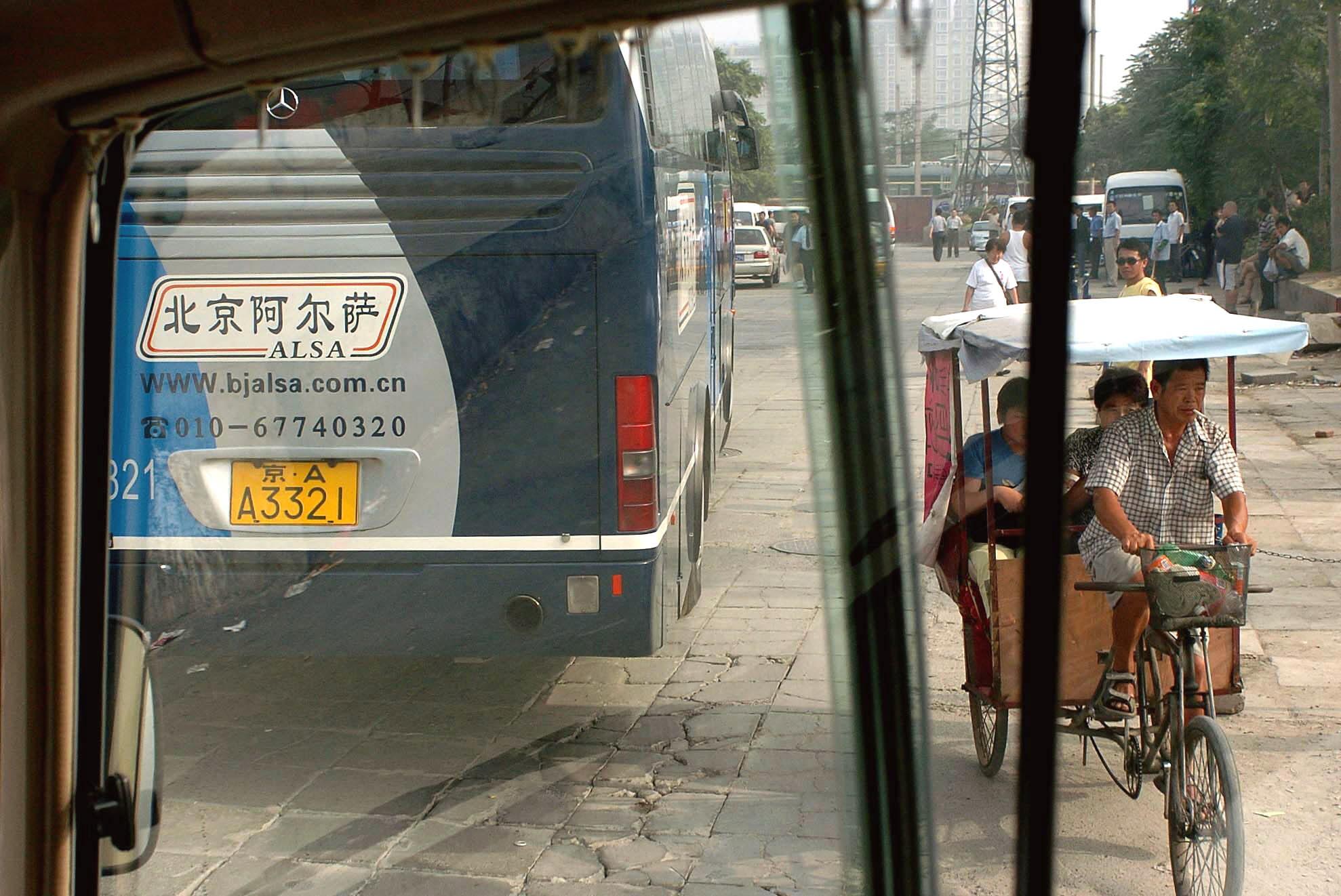 La española Alsa inaugura un intercambiador central de transportes en China