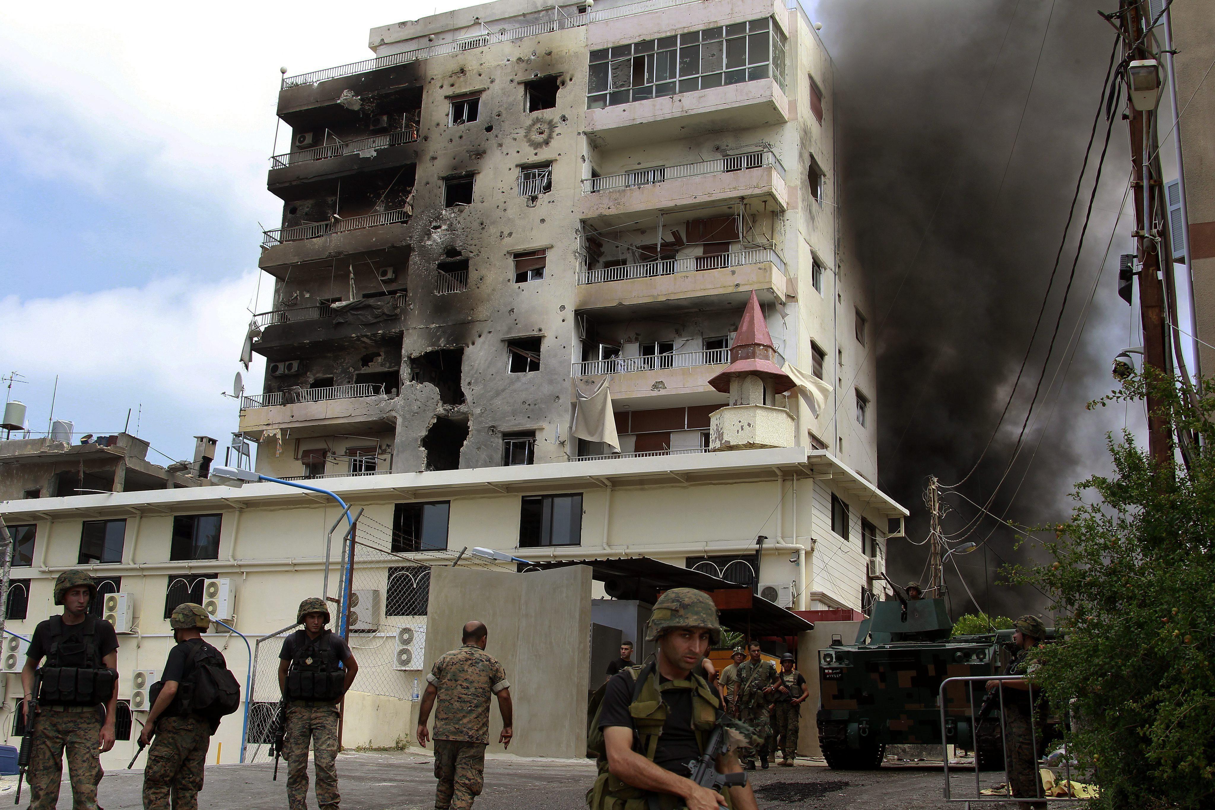 La fiscalía militar pide a Inteligencia castrense investigar los choques en Sidón