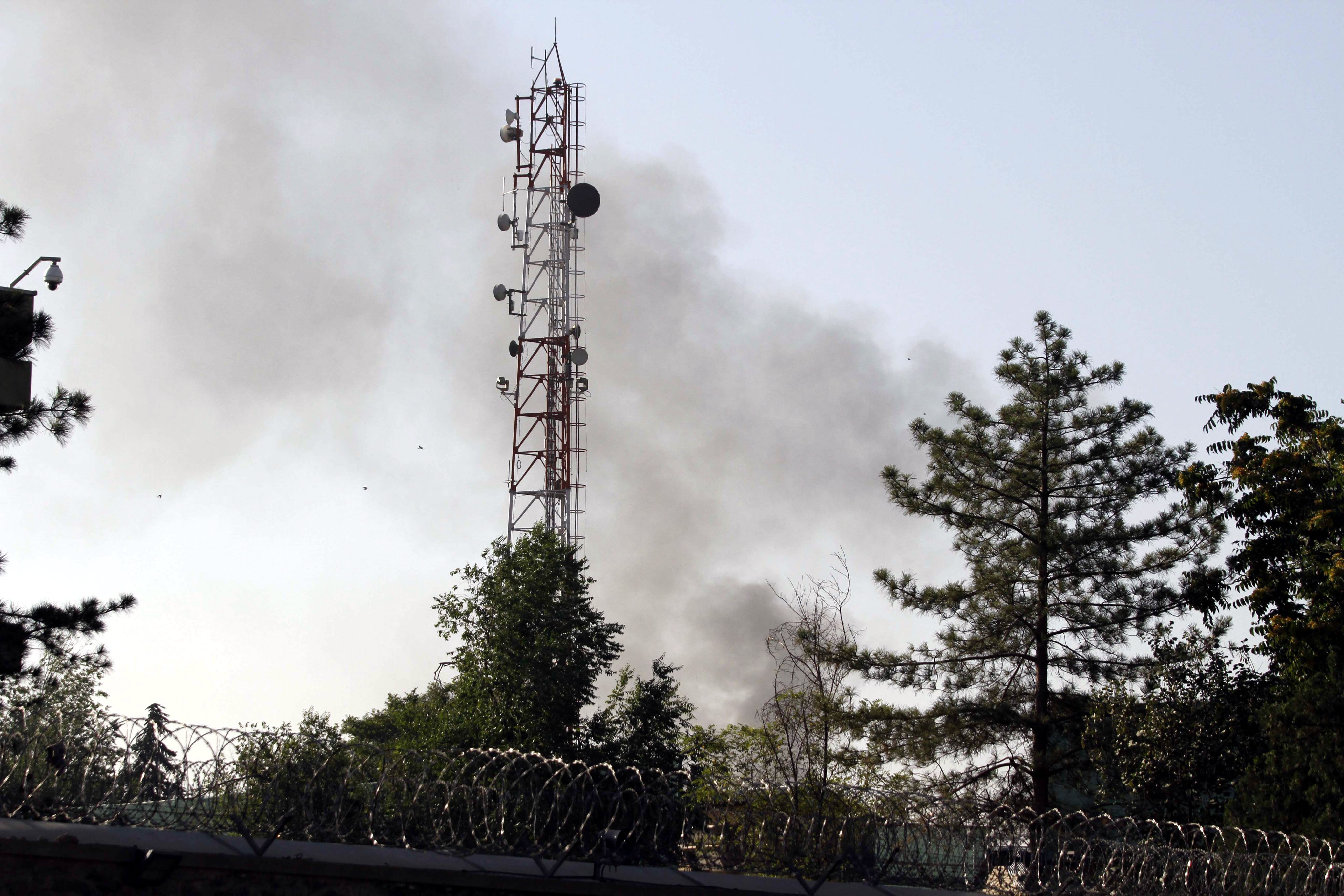 Las fuerzas afganas matan a cuatro talibanes que atacaron el Palacio Presidencial