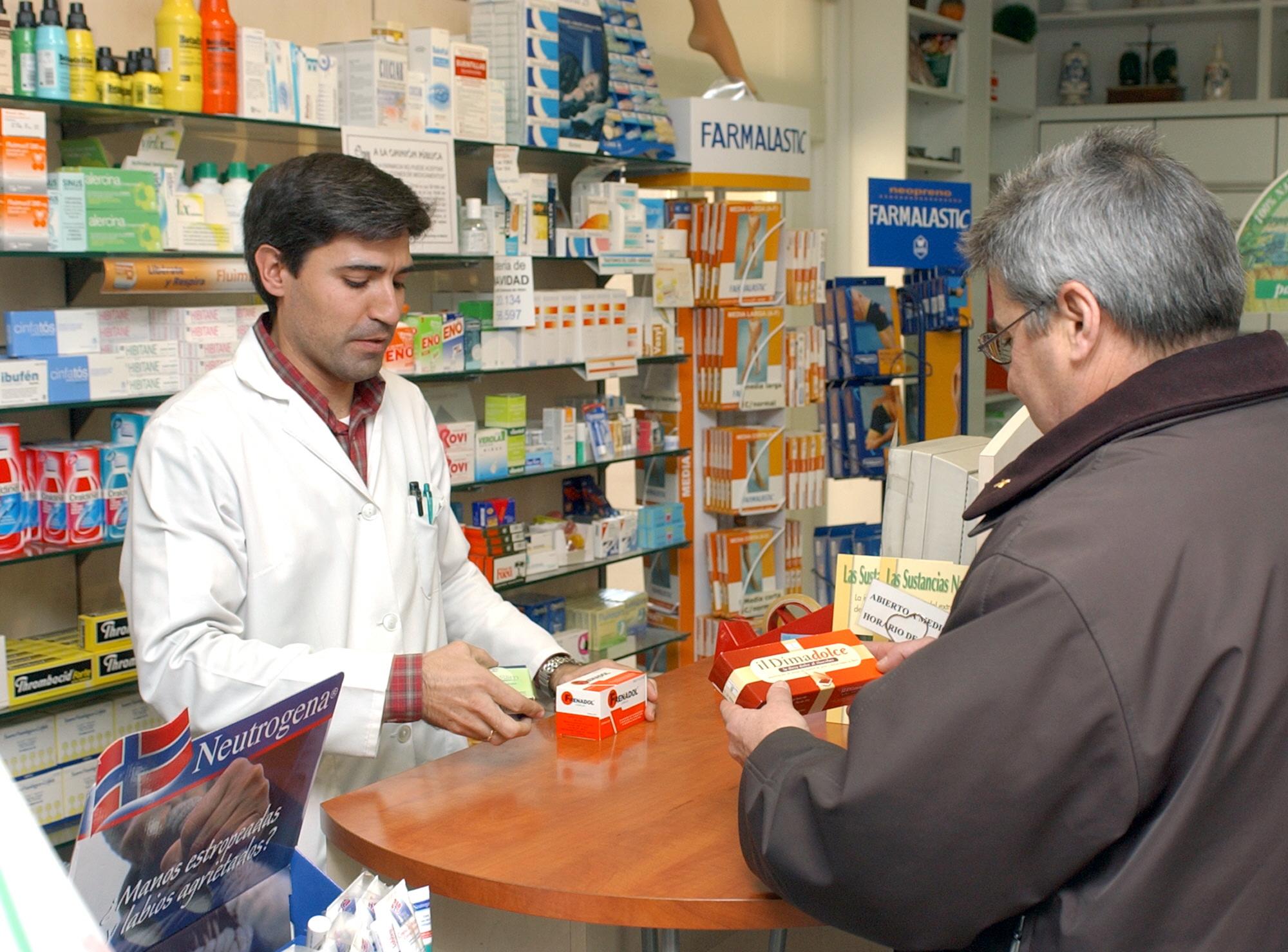 El gasto farmacéutico descendió en mayo un 12,07 por ciento