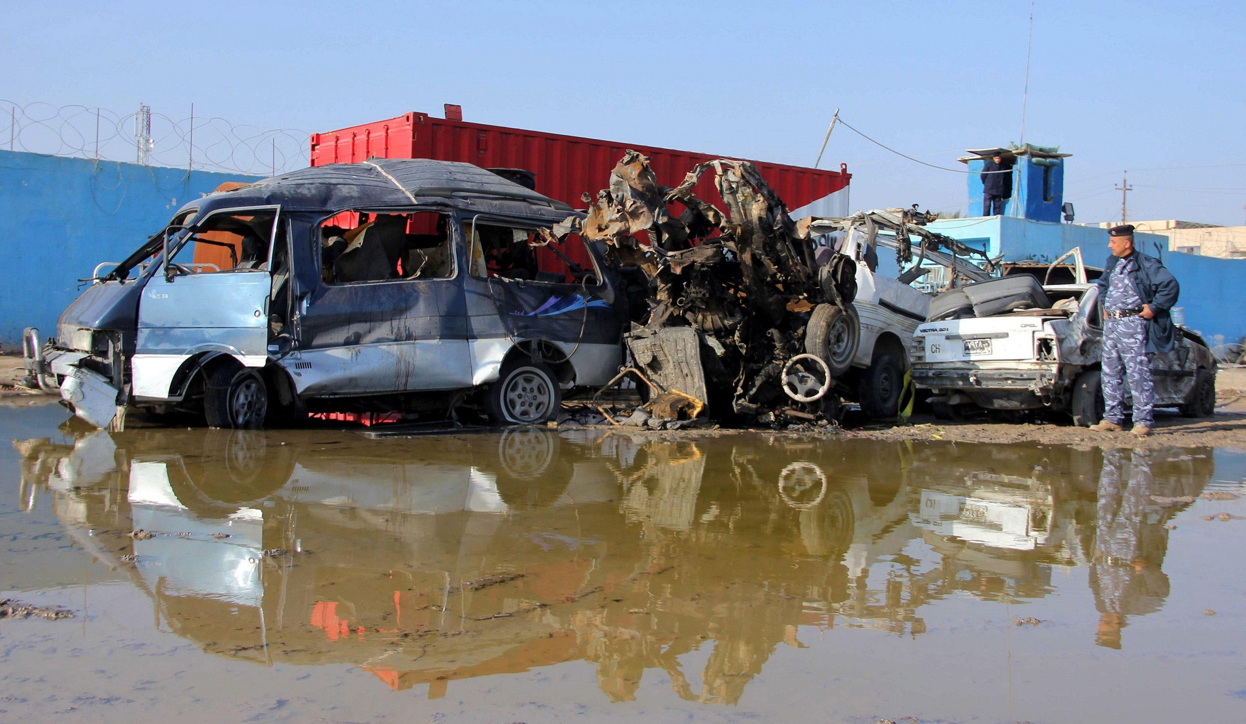 Al menos 3 peregrinos iraníes muertos y 15 heridos en un atentado en Irak