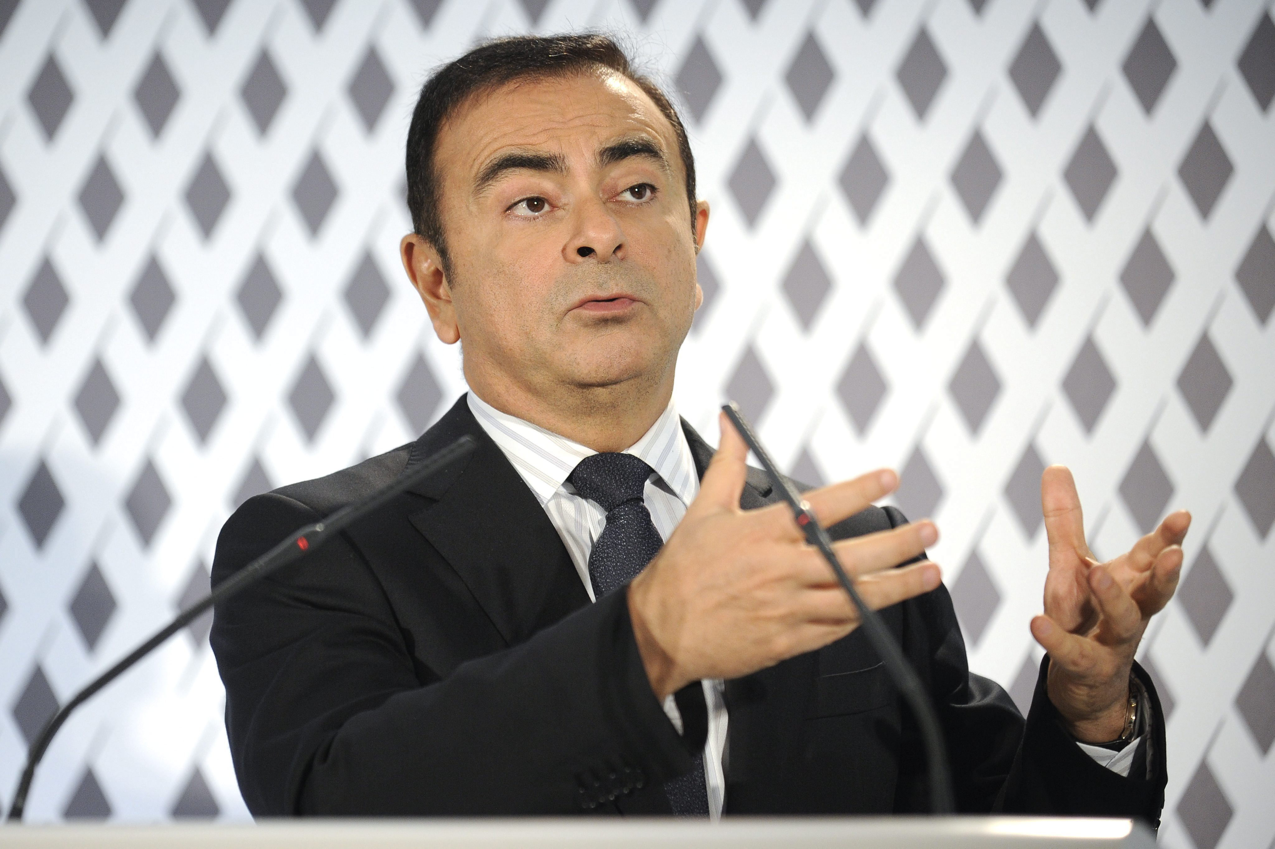 El presidente de Nissan se sitúa como uno de los mejor pagados en Japón