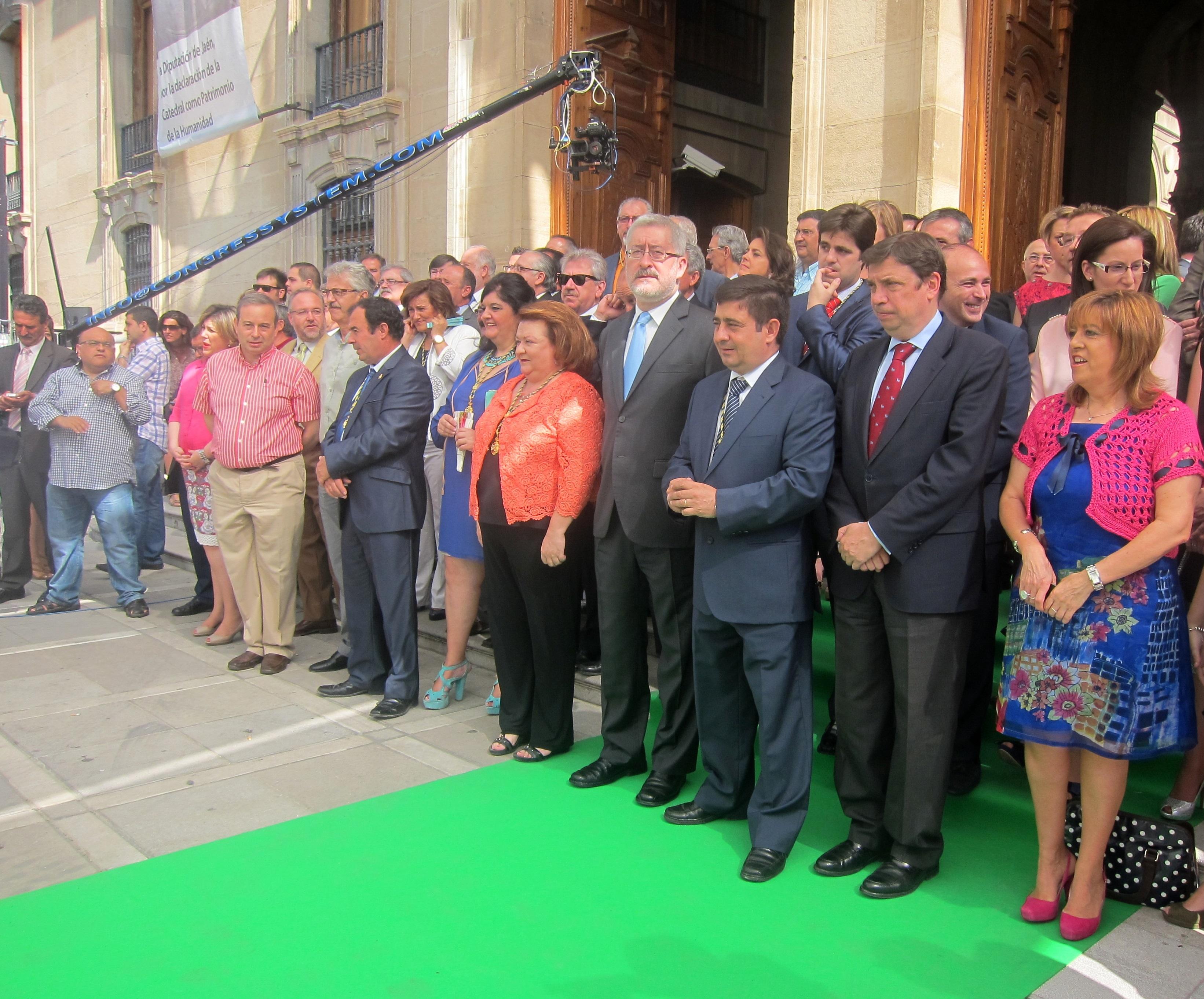 Ávila pide no cuestionar el «papel histórico» de diputaciones y consenso en cualquier revisión de la estructura estatal