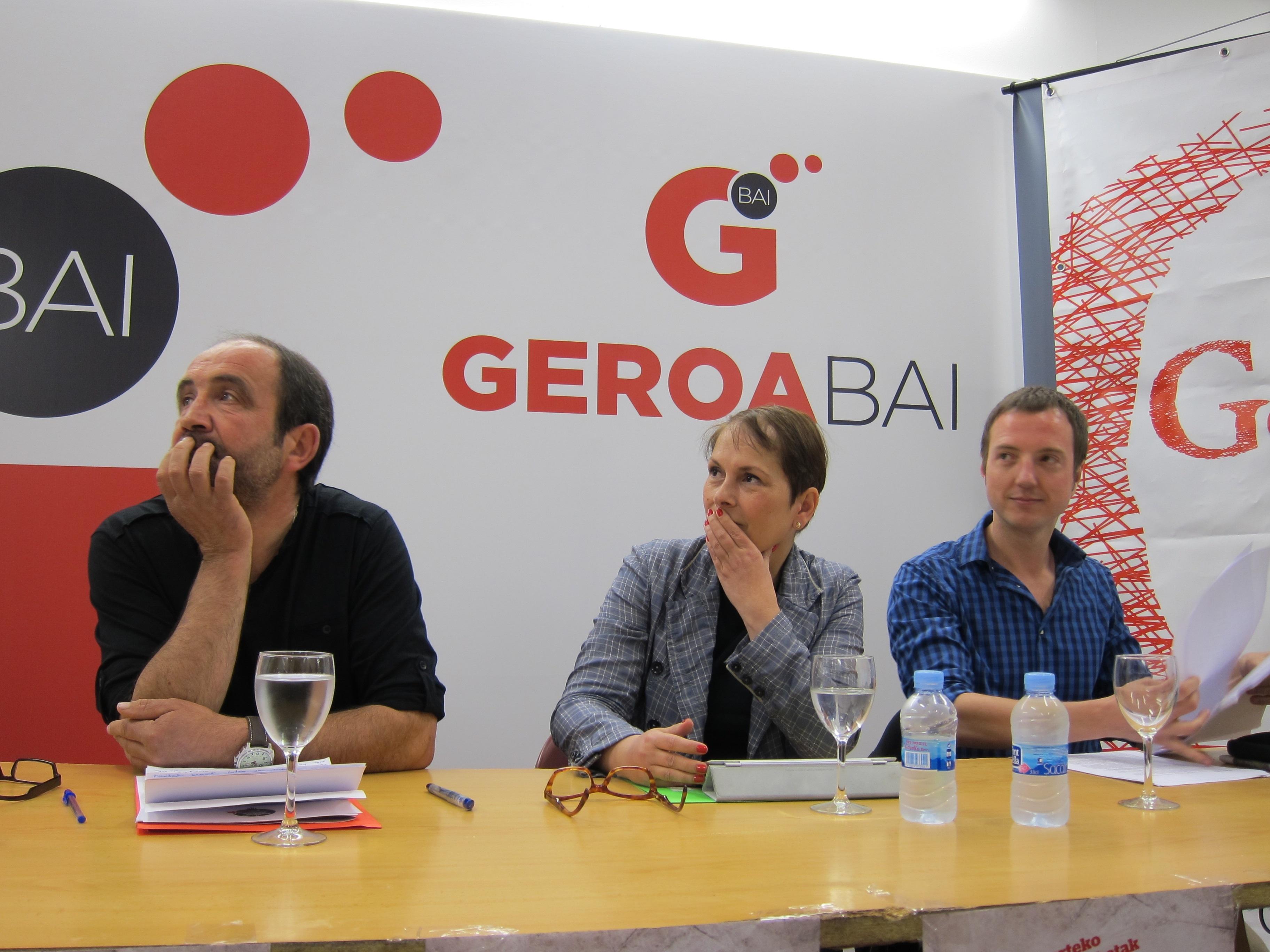 Barkos: La pacificación tras el cese de ETA «no puede cerrarse sin un proceso de memoria histórica»
