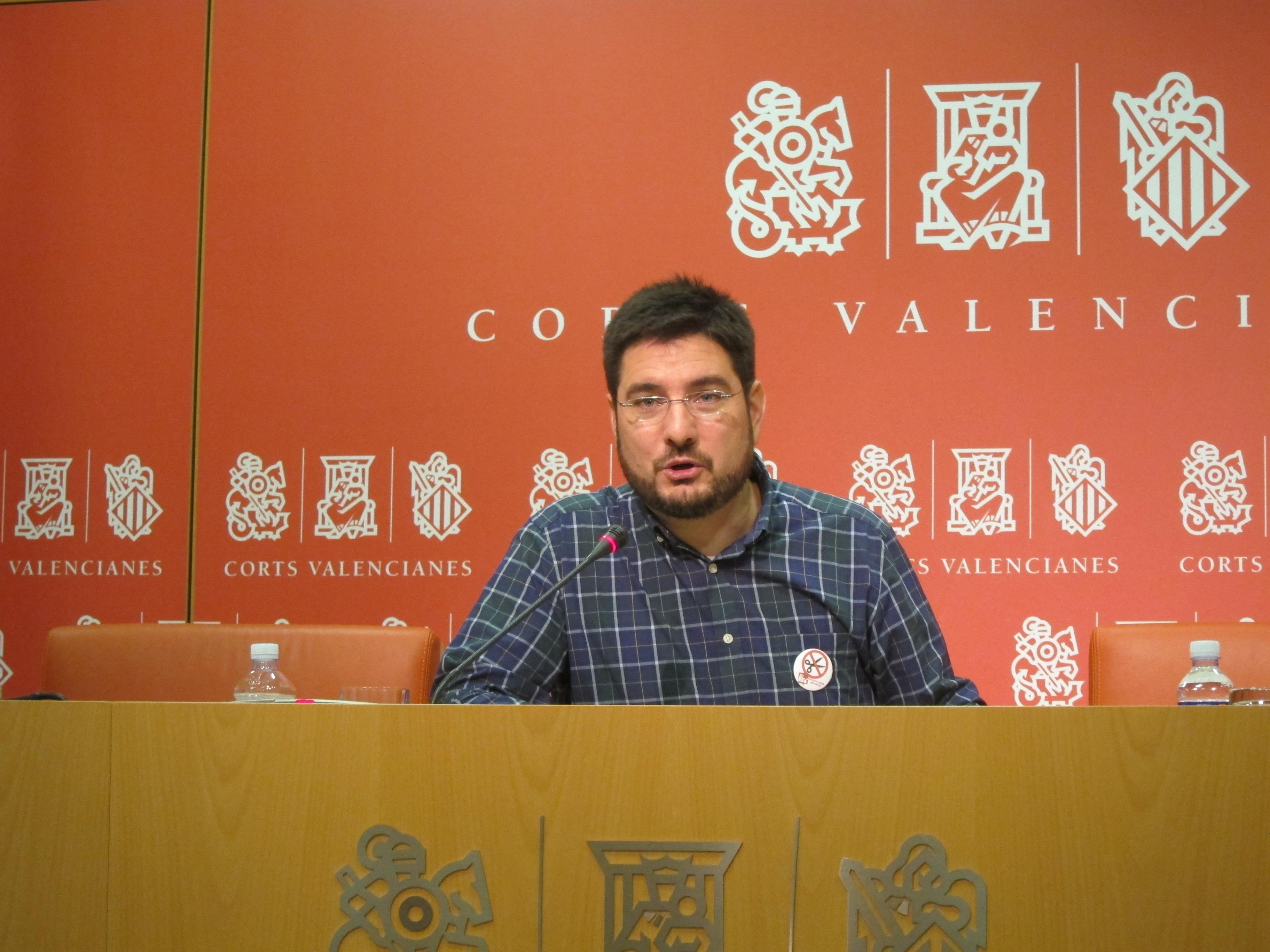 EUPV critica que el Consell gaste 18 millones en el Open de Tenis de Valencia mientras recorta en sanidad