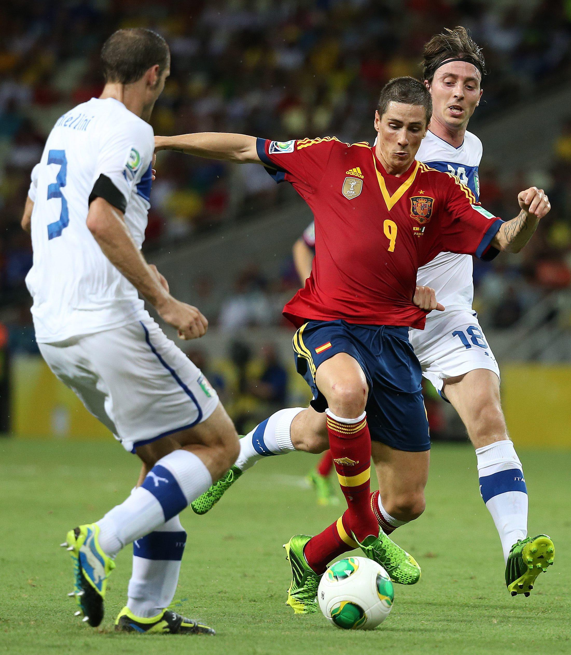 Torres asegura que la selección española es el Brasil del presente