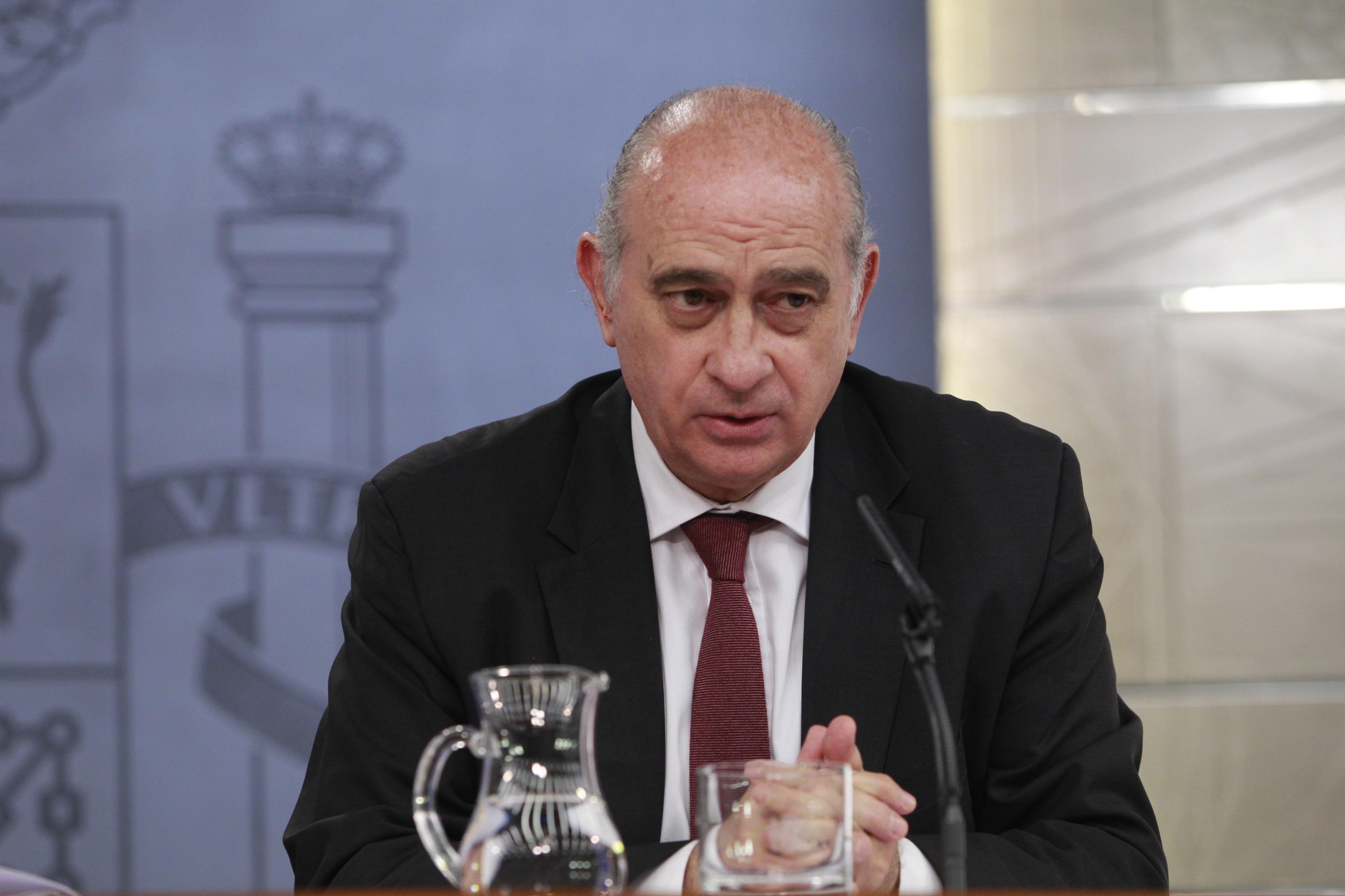 Jorge Fernández afirma que algunos sectores quieren dividir Catalunya, «socia fundadora de España»