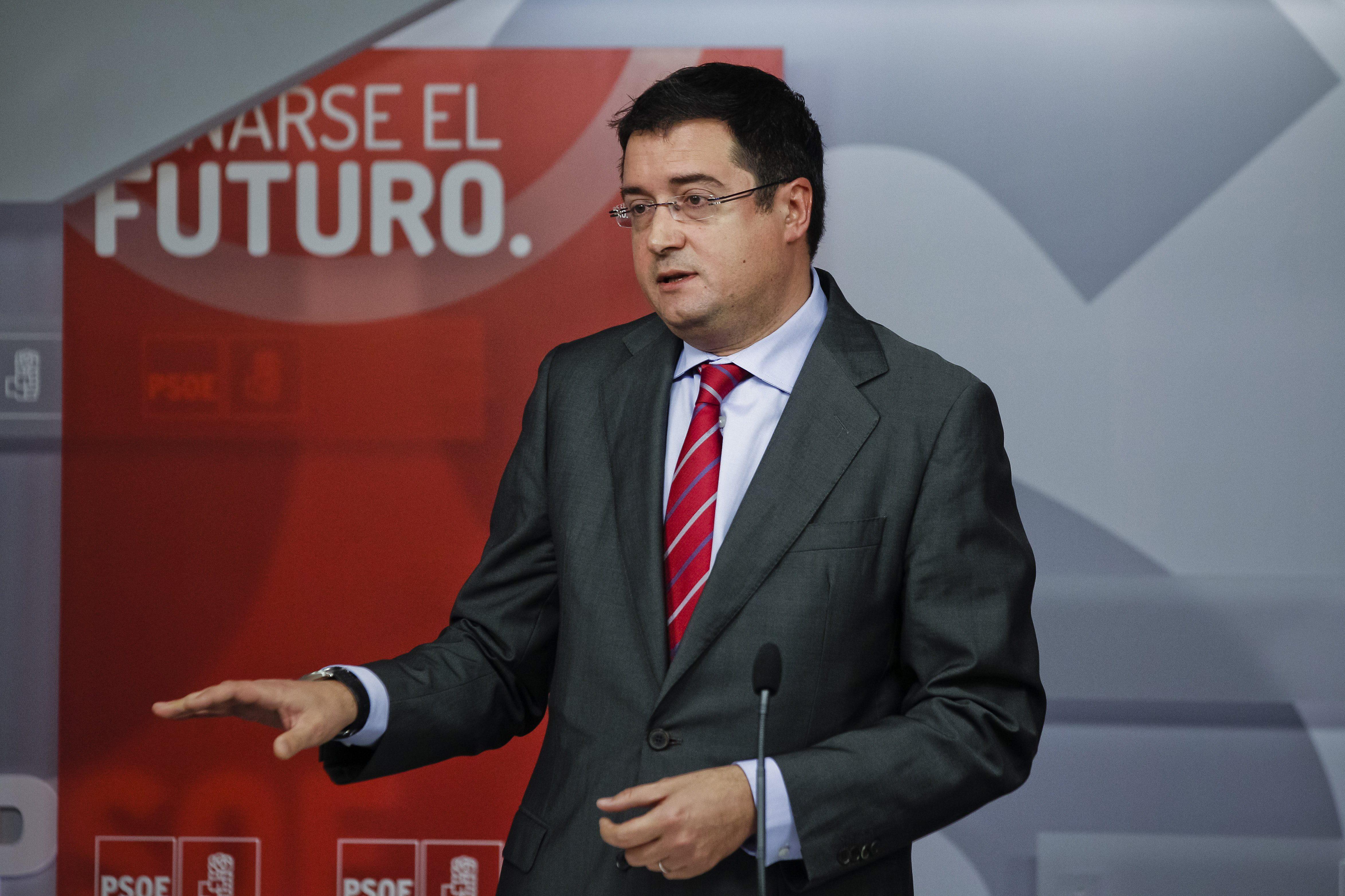 López exige al PP disculpas y explicaciones por el caso Bárcenas