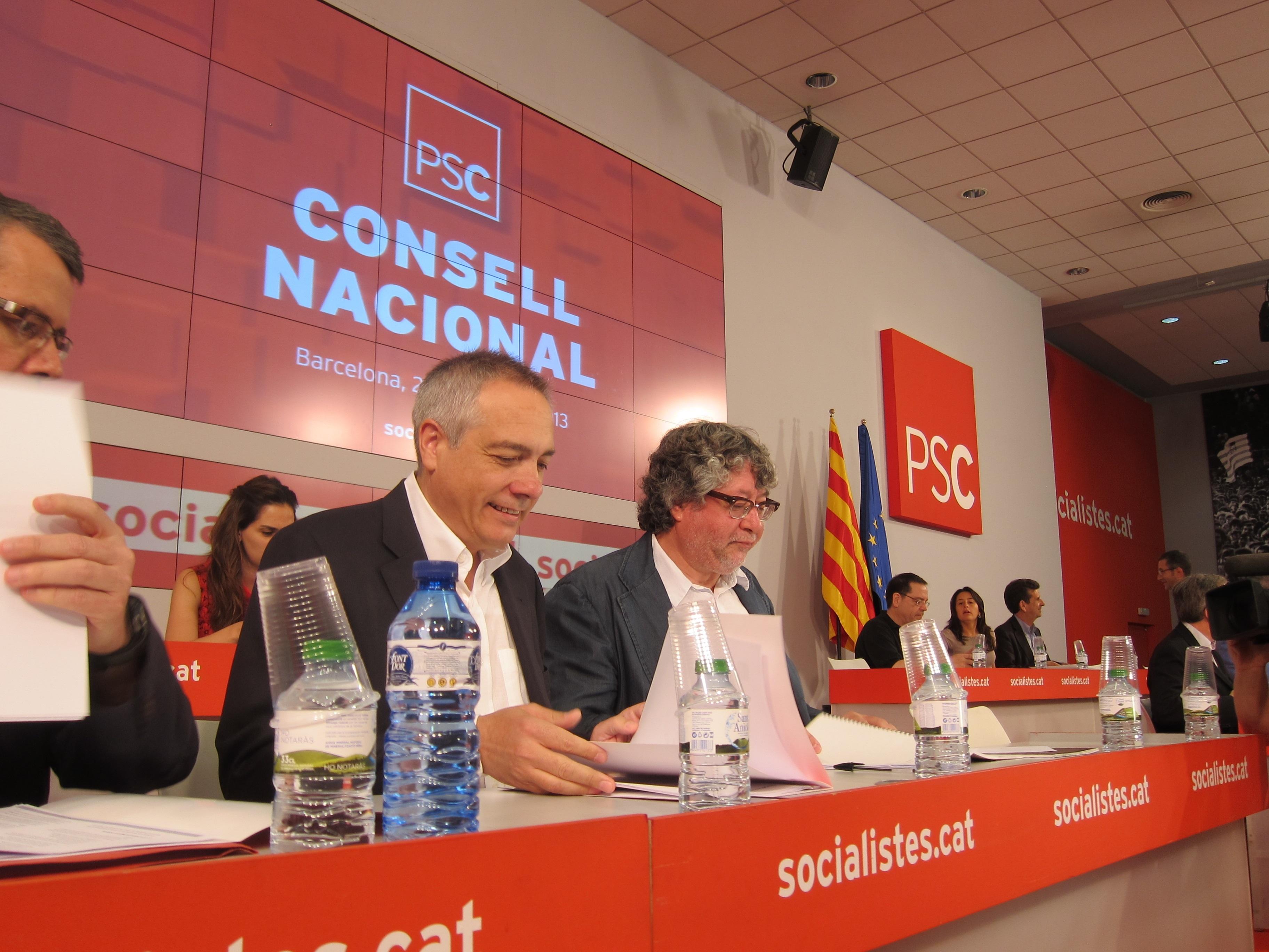 Navarro, «absolutamente dispuesto» a acercarse a ERC si se aleja de los recortes de CiU