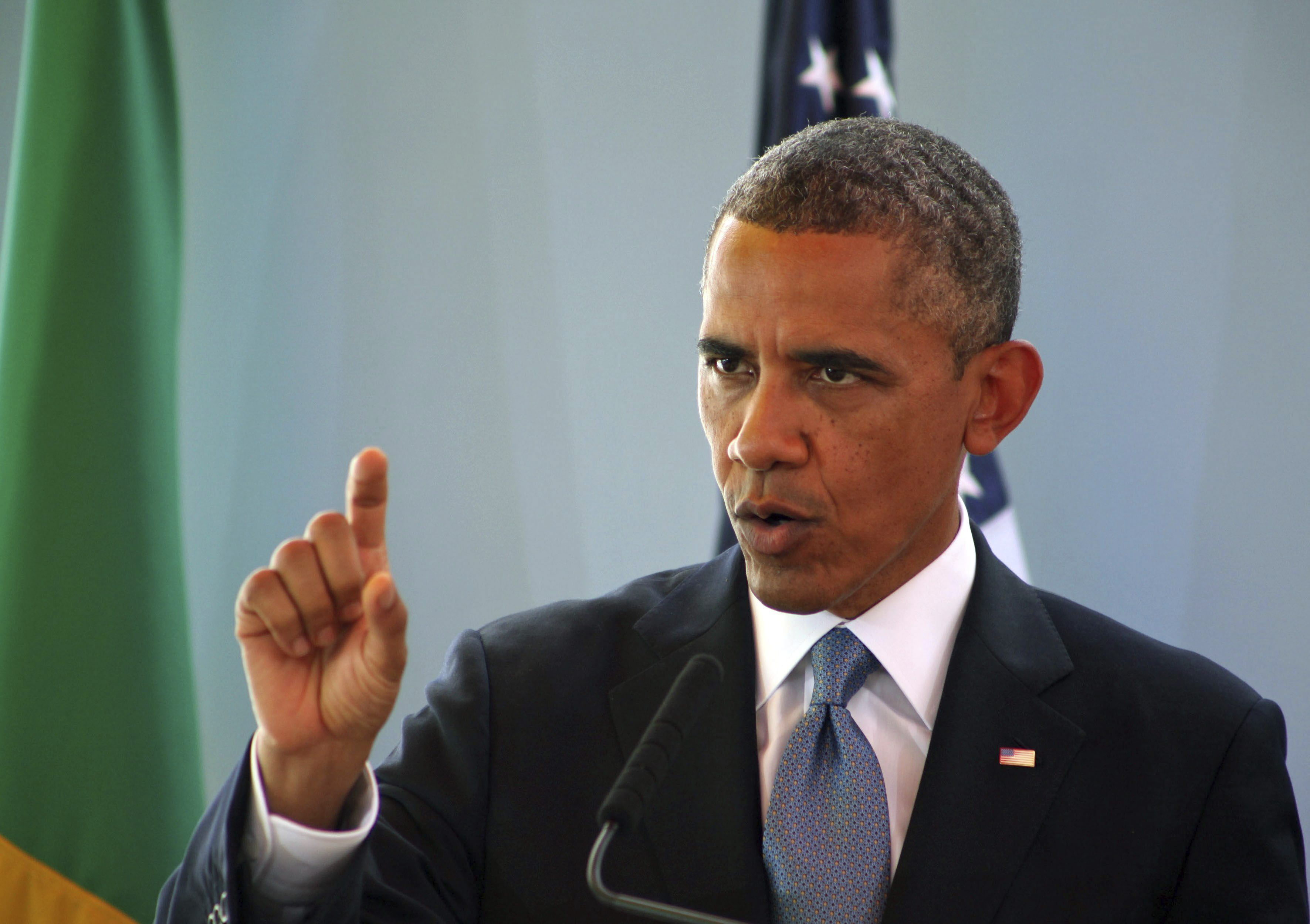 Obama dice no sentirse amenazado por las inversiones de China en África, pero advierte sobre ellas