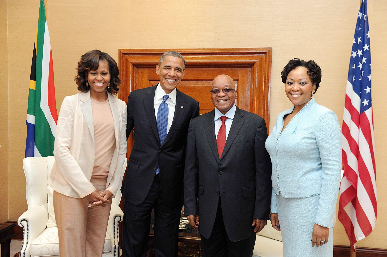 Obama afirma que la fuerza moral de Mandela es una «inspiración para el mundo»