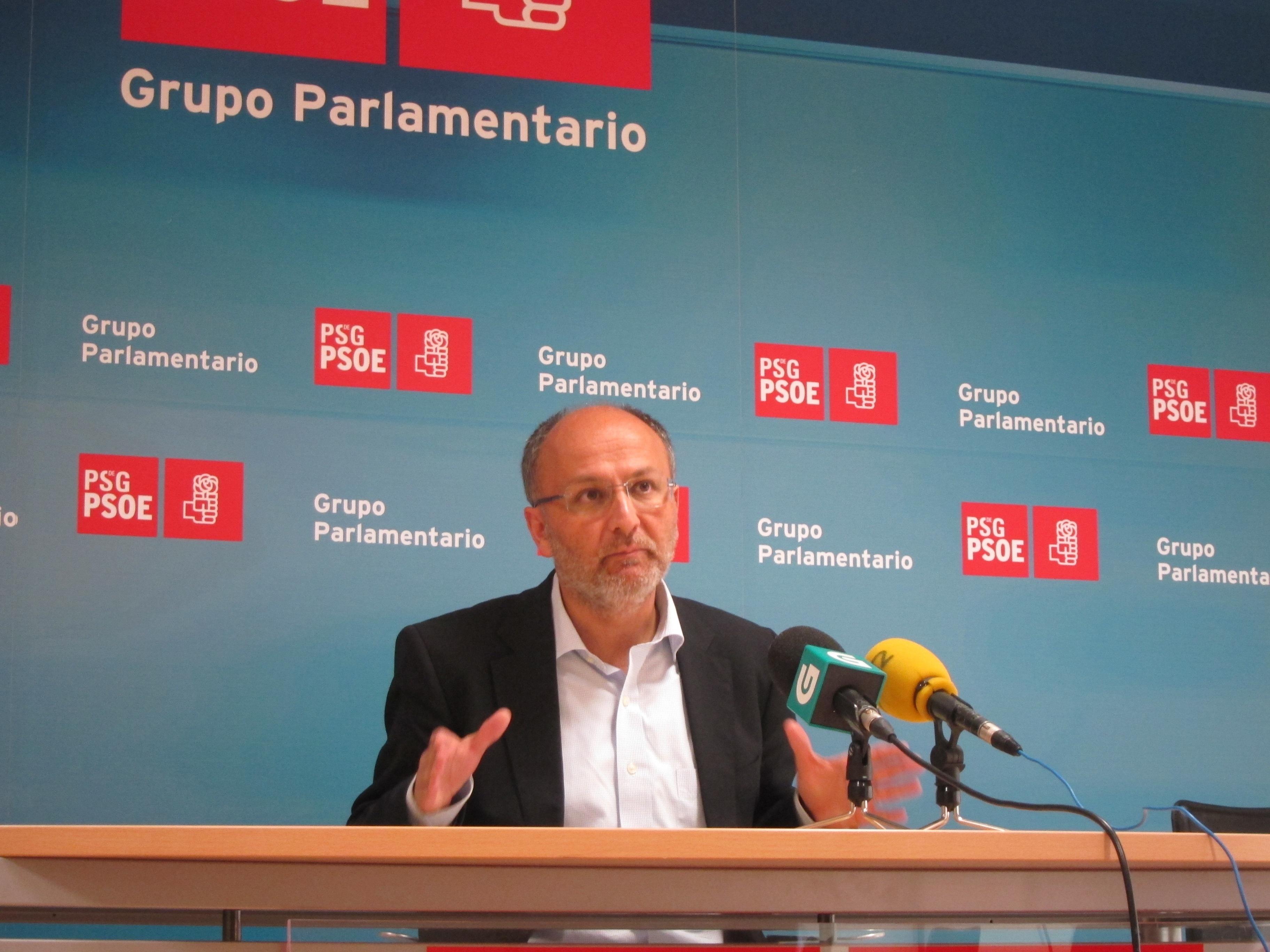 El PSdeG celebra que se «avance en la unidad de acción» sobre el tax lease para evitar el «golpe de muerte» al naval
