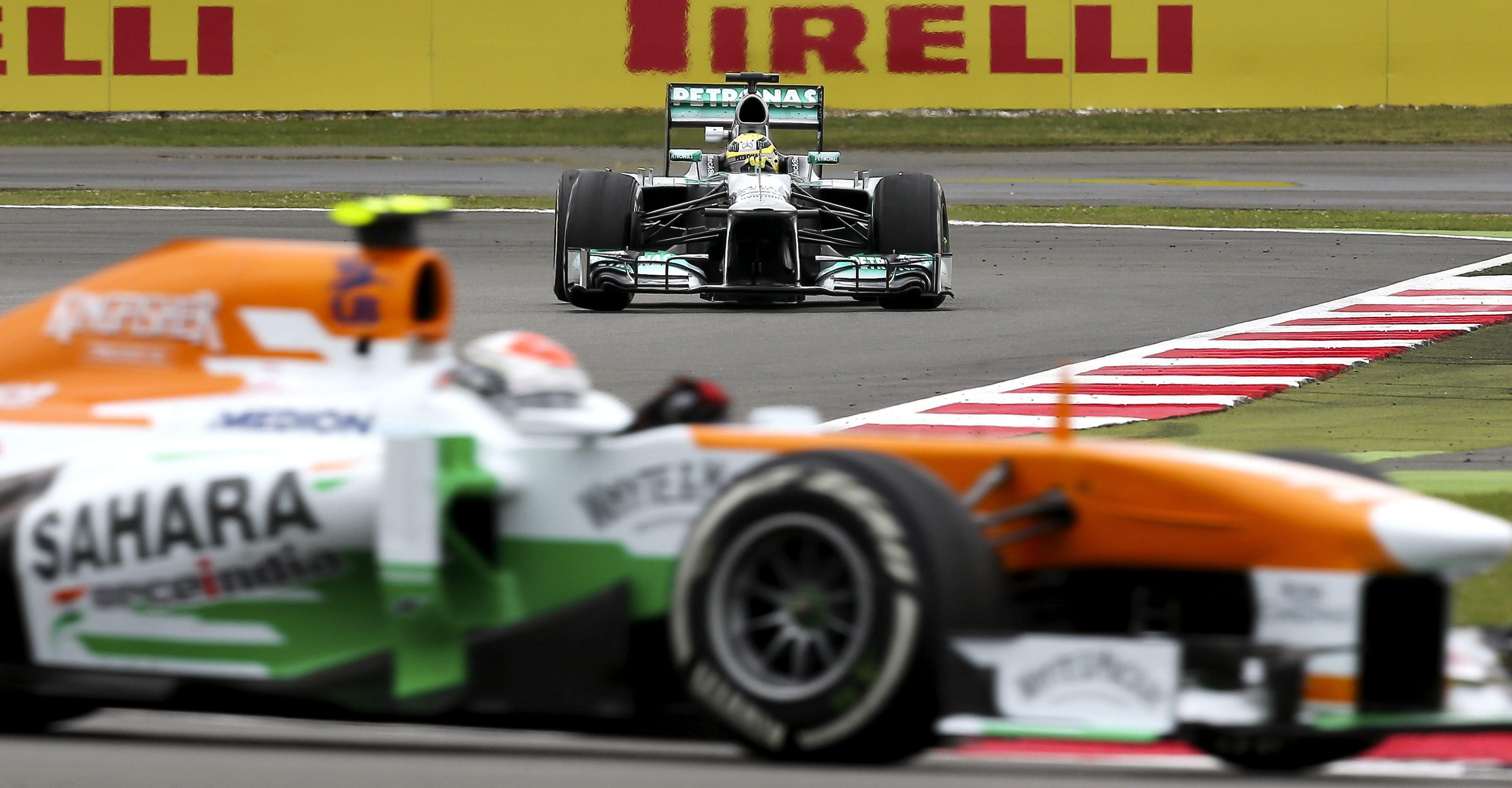 Maldonado, Pérez, Massa y Button, eliminados en la segunda ronda (Q2)