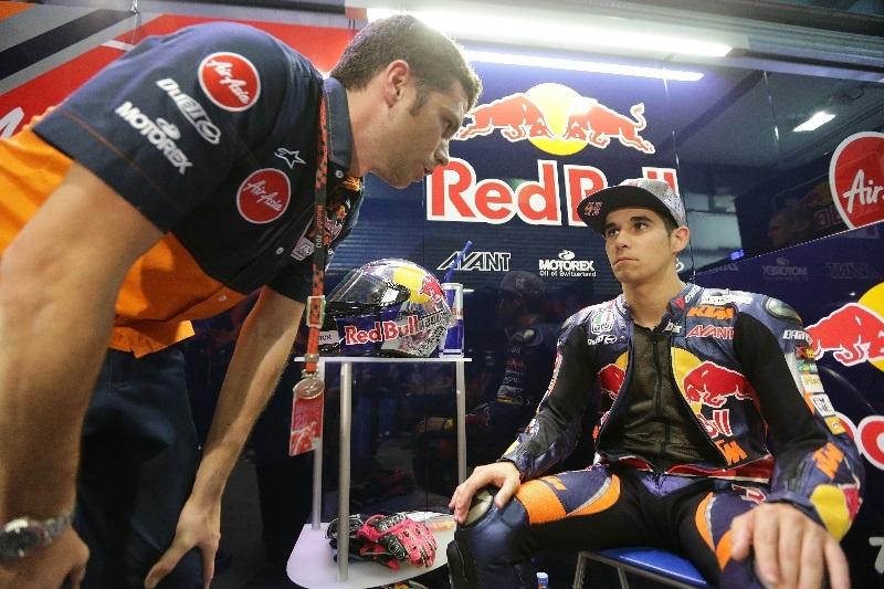 Salom (KTM): «Hemos hecho un muy buen trabajo tanto el equipo como yo»