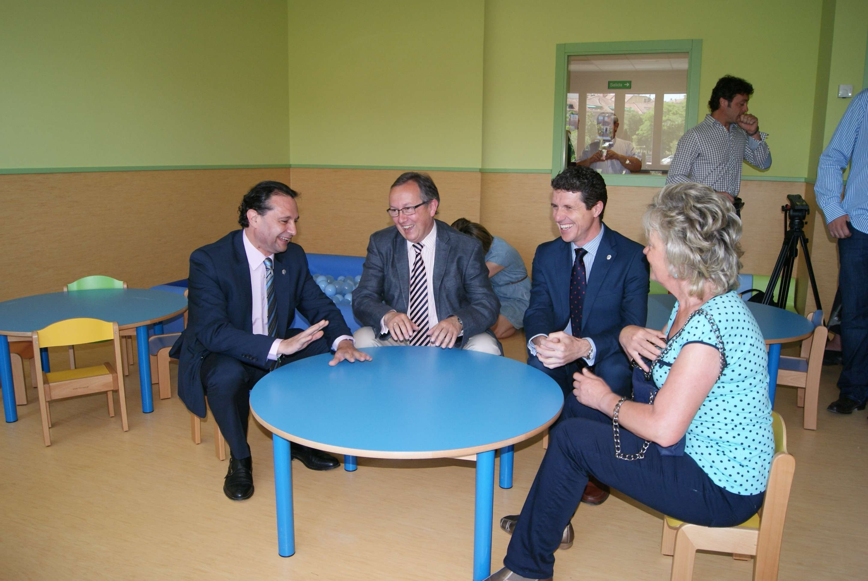 Segovia tendrá en septiembre una guardería municipal con 61 plazas tras una inversión de 877.718 euros