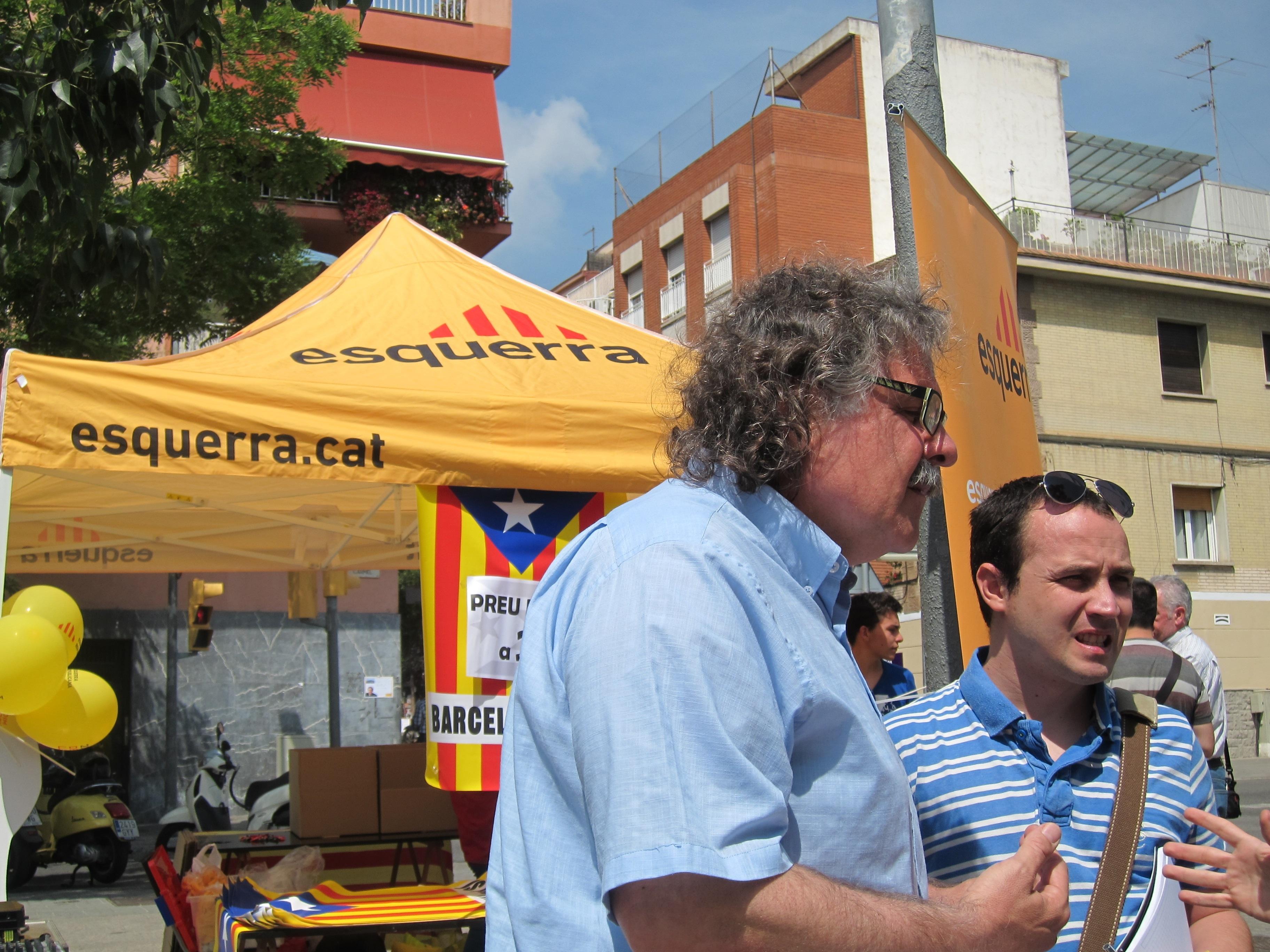 Tardà replica a Navarro que el PSC es «una pata del catalanismo» pero debe atreverse a la independencia