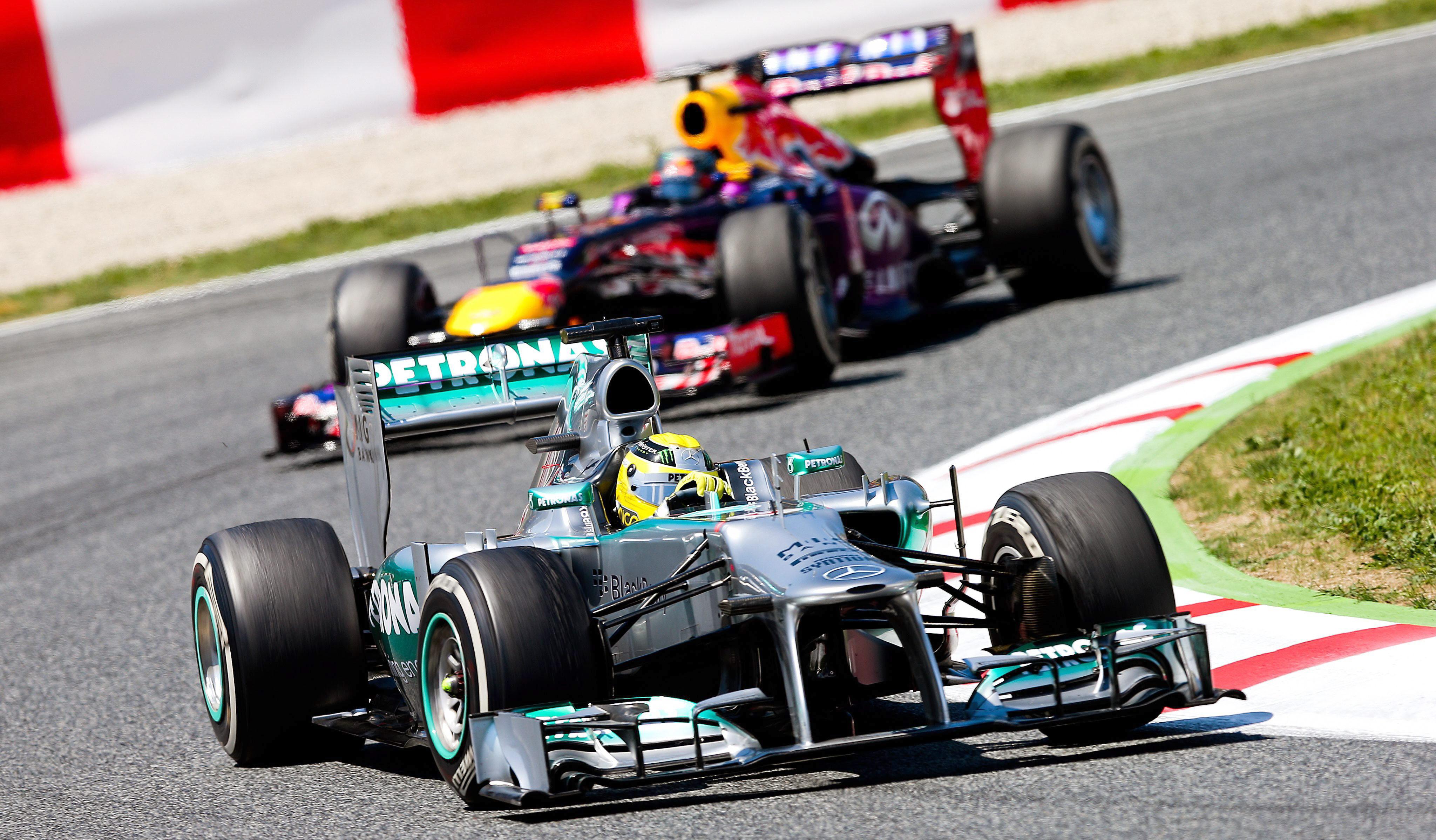 Rosberg el más rápido en tercera tanda de ensayos del GP de Gran Bretaña