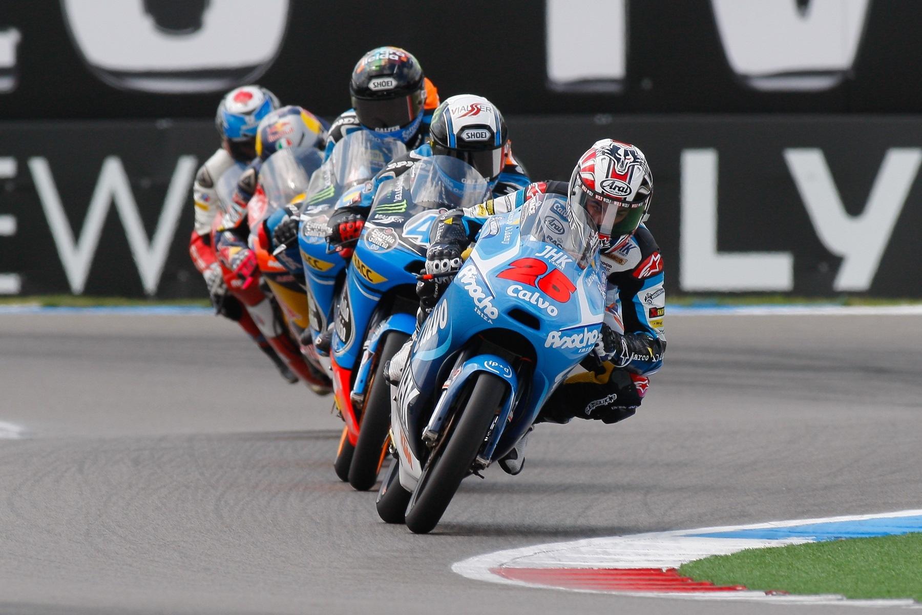 Viñales (KTM), segundo en Assen: «Tenemos que seguir avanzando»