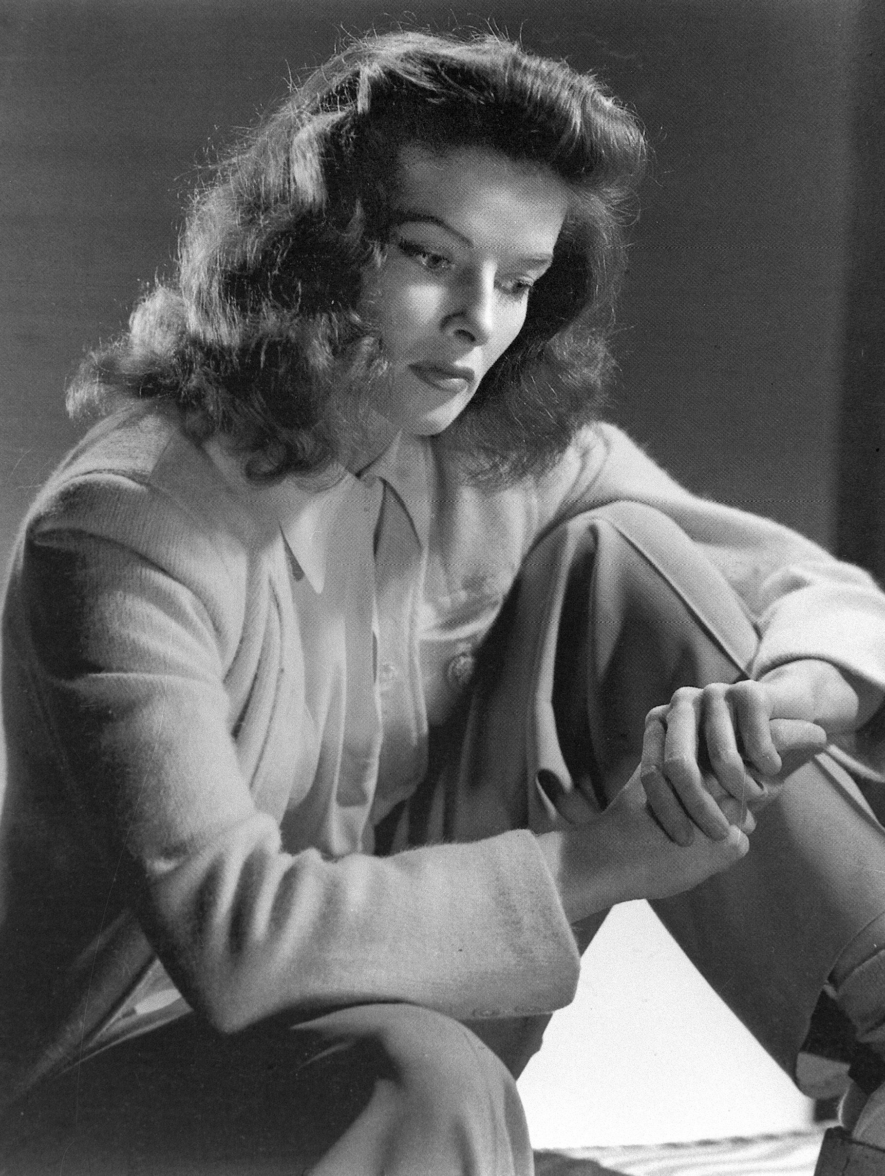 Diez años sin la diosa, la estrella, la temperamental Katharine Hepburn