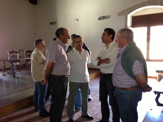 El vicepresidente de la DPT sostiene que el futuro de la ganadería de ovino depende de la PAC