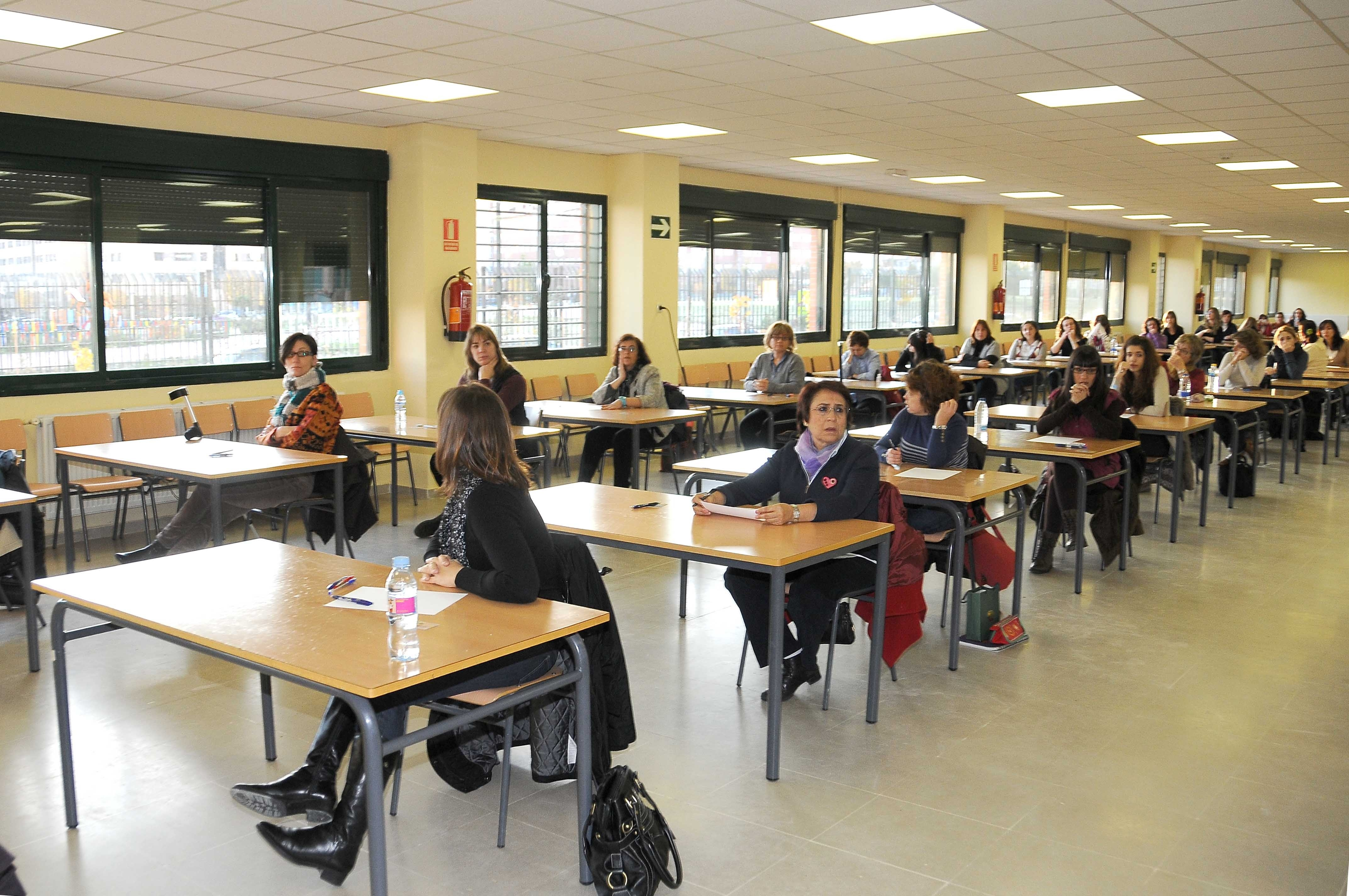 Arrancan este martes las primeras oposiciones a maestro donde será necesario el 5 para pasar a la bolsa de empleo
