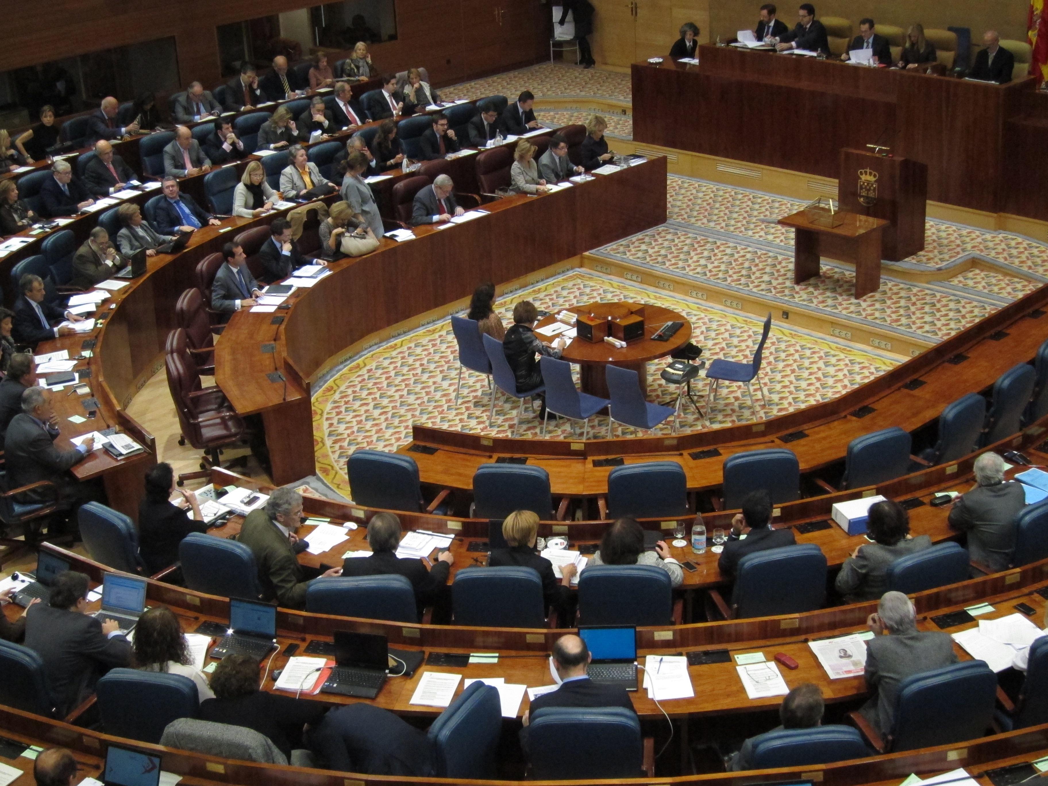 La Asamblea ha tramitado 3.059 iniciativas desde enero de 2013, en su mayoría, peticiones de información a la Comunidad