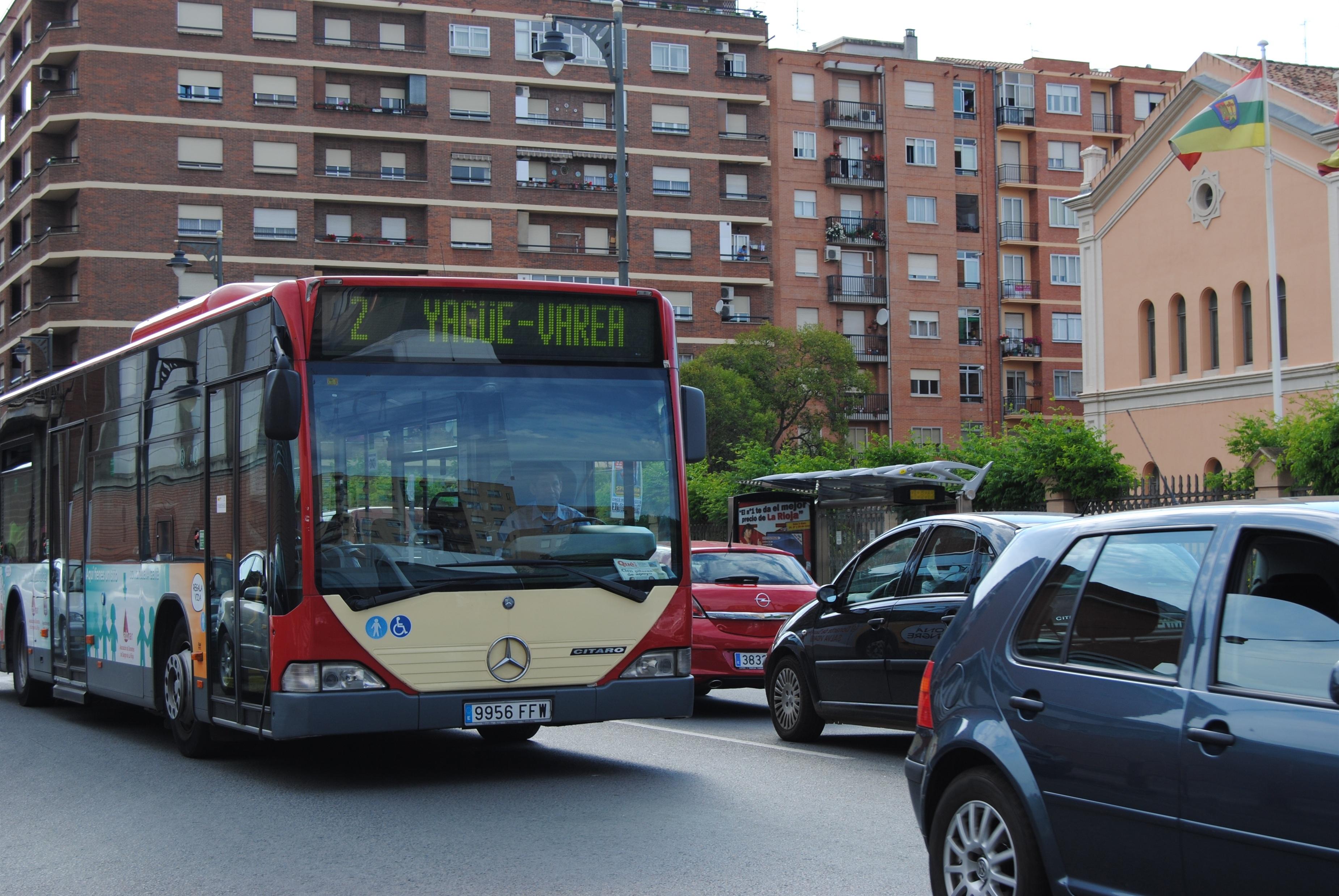 El Ayuntamiento informa de que este lunes entran en funcionamiento las modificaciones en las frecuencias de autobuses