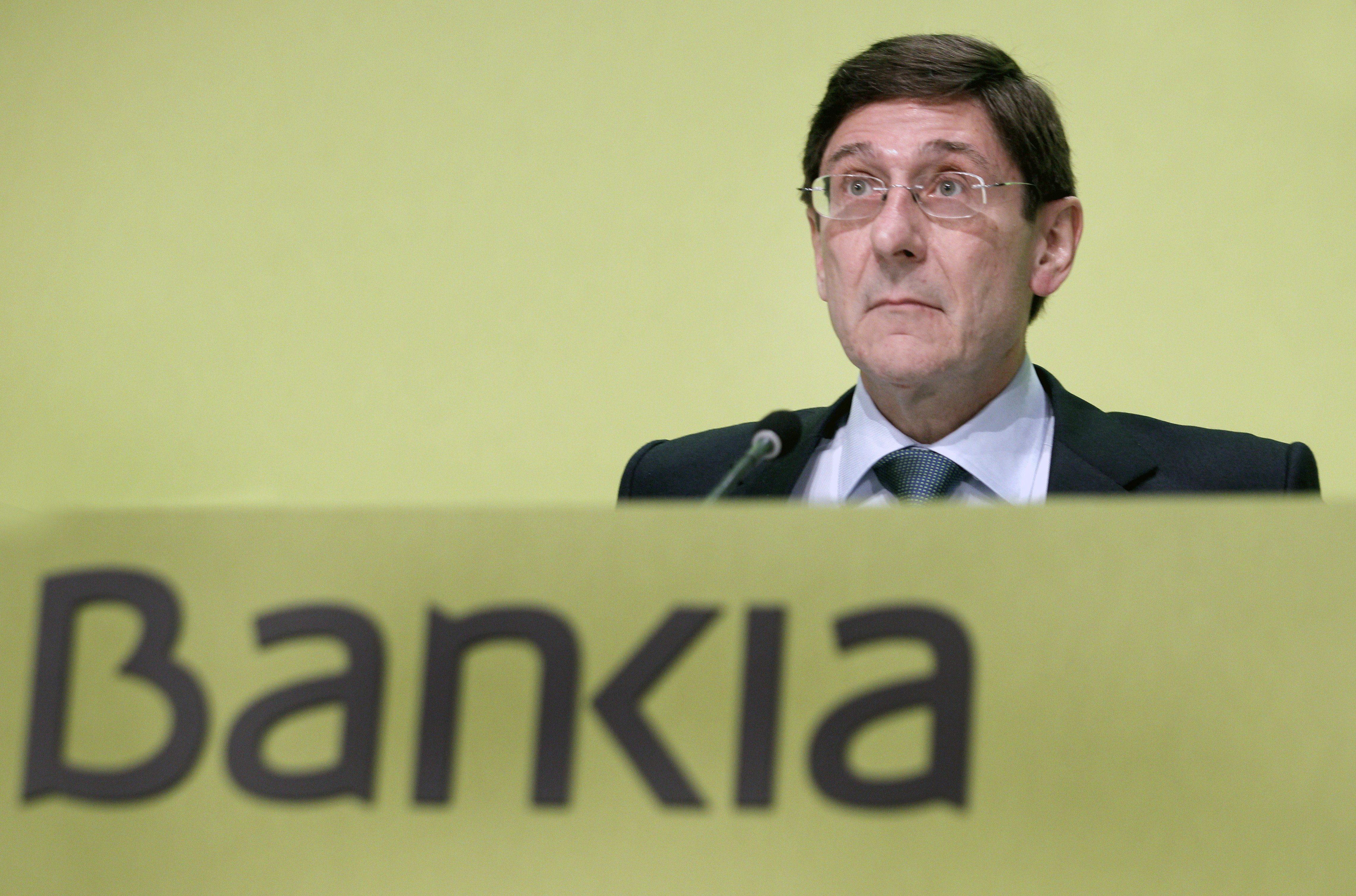 Bankia se anota los mejores resultados de la banca privada en 2013