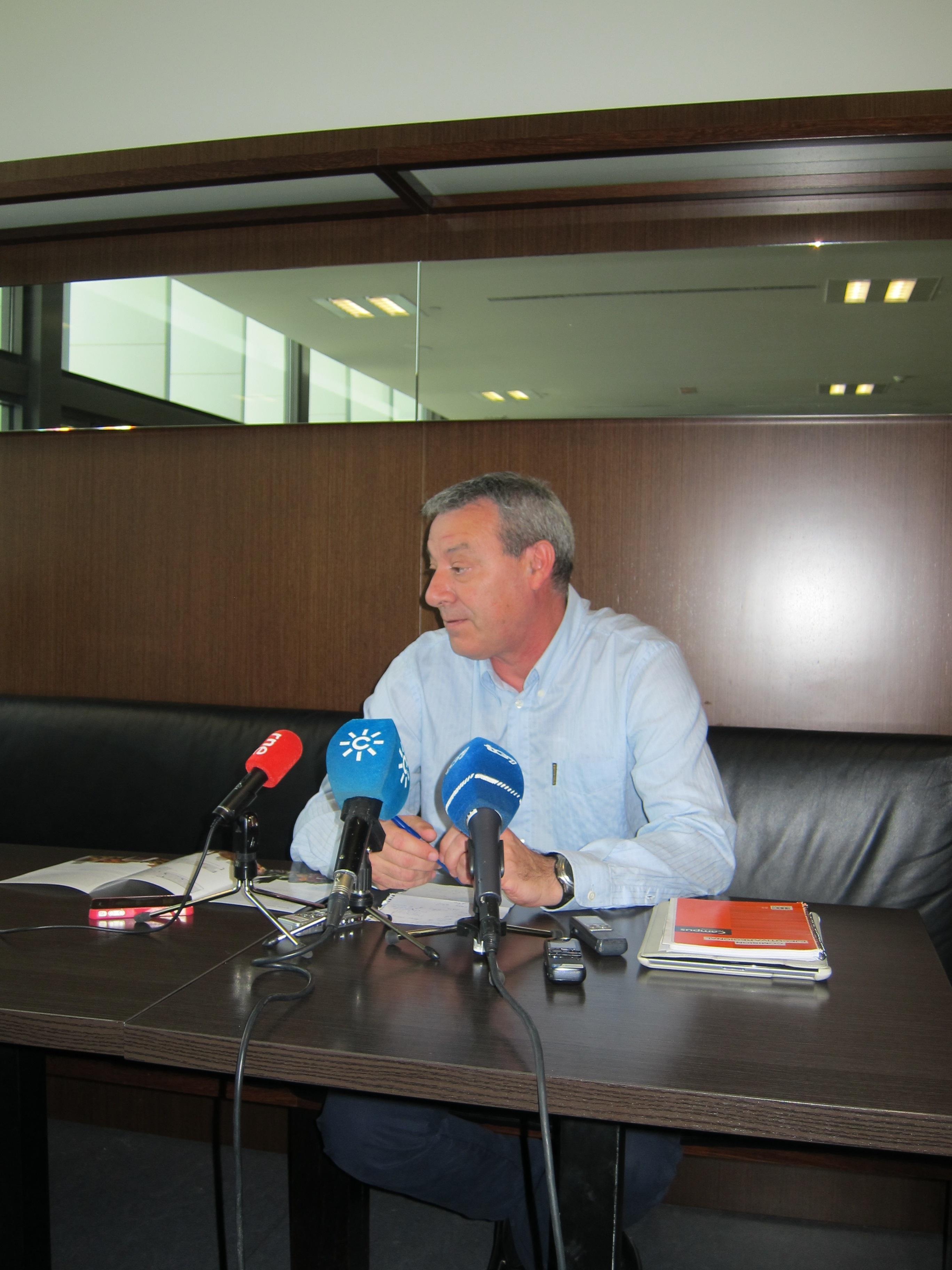 De la Chica (PSOE-A) expresa su apoyo a Díaz si decide optar a las primarias del PSOE-A