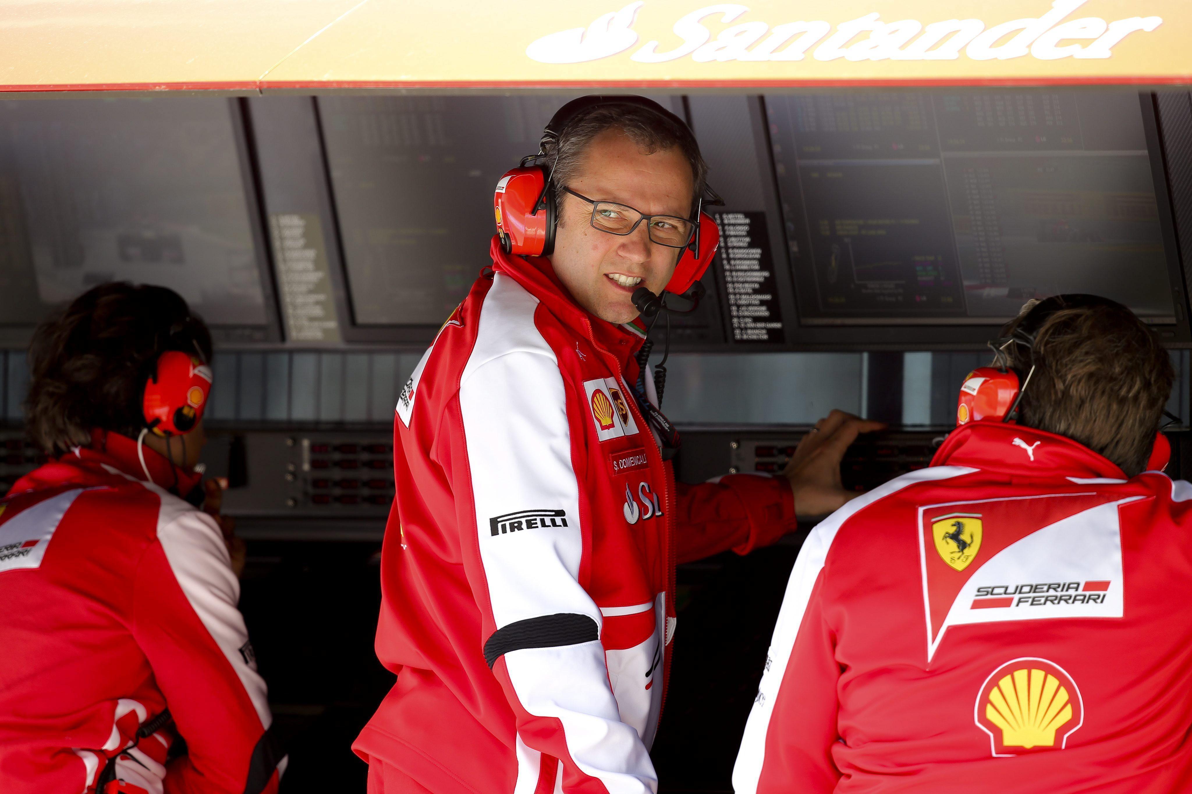 Domenicali asegura que está «de acuerdo con Fernando, hemos empeorado el coche»