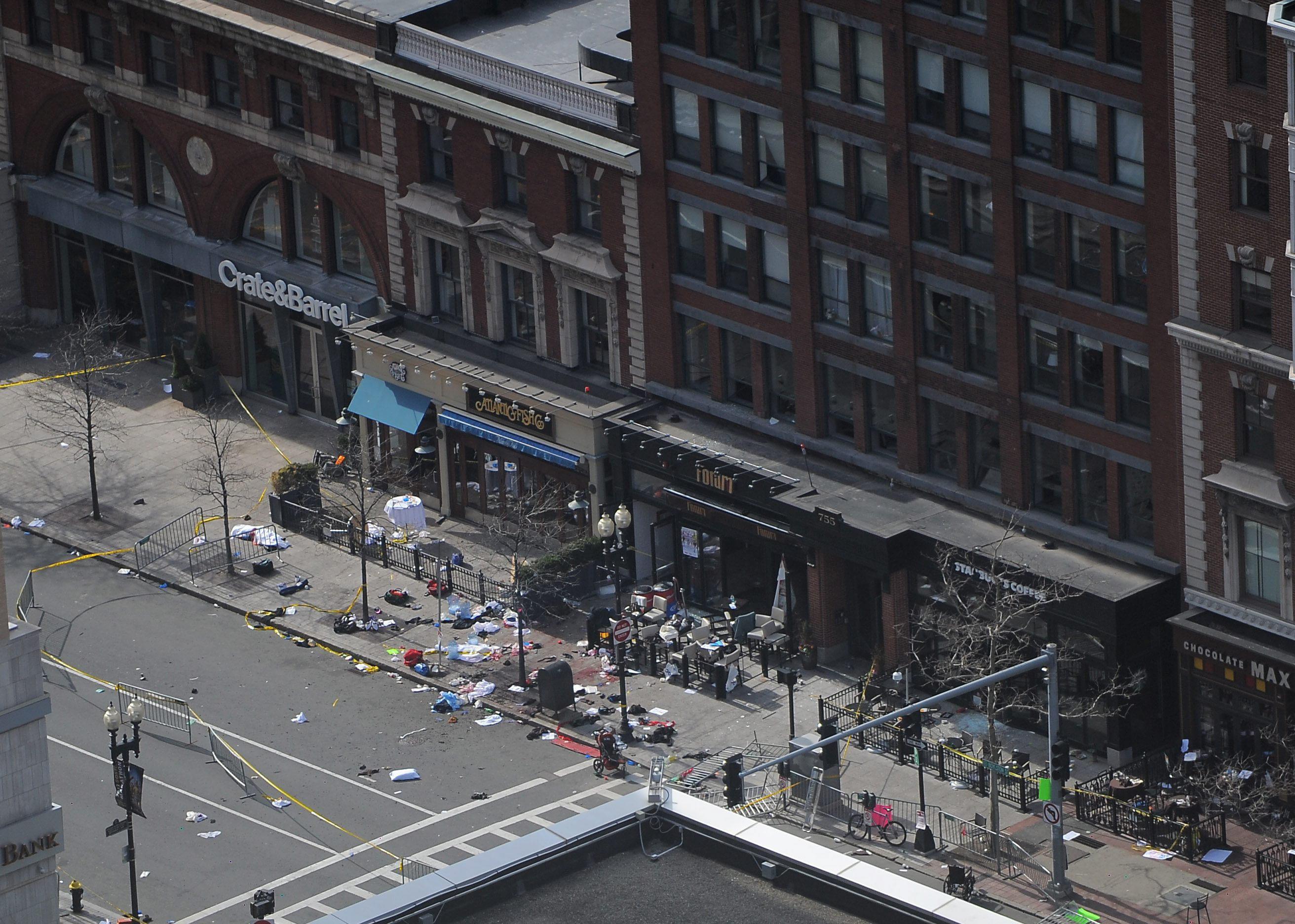 Una organización benéfica reparte 61 millones de dólares a las víctimas de Boston