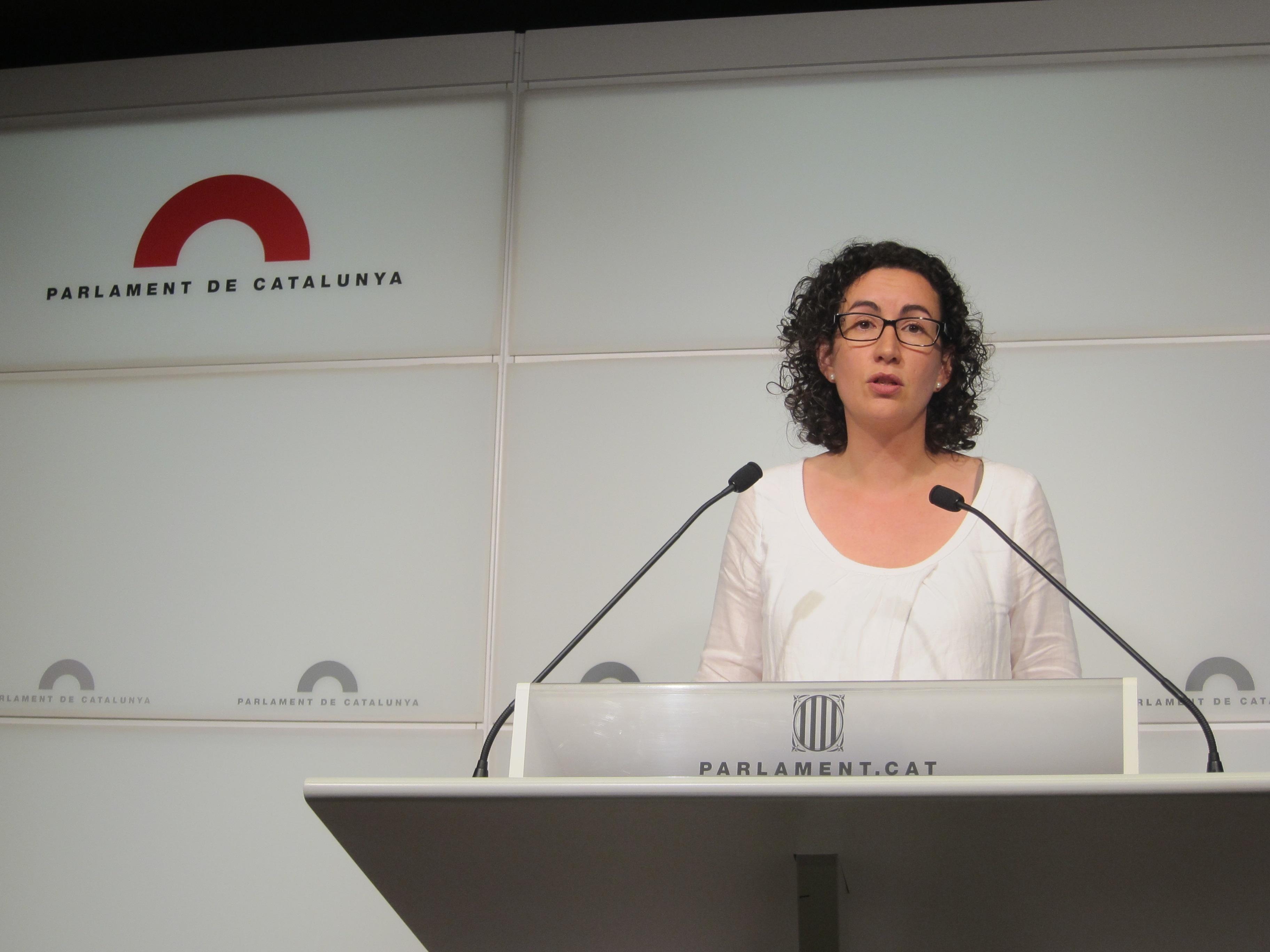 ERC cree que el Concert per la Llibertat supone un reclamo para poner fecha a la consulta